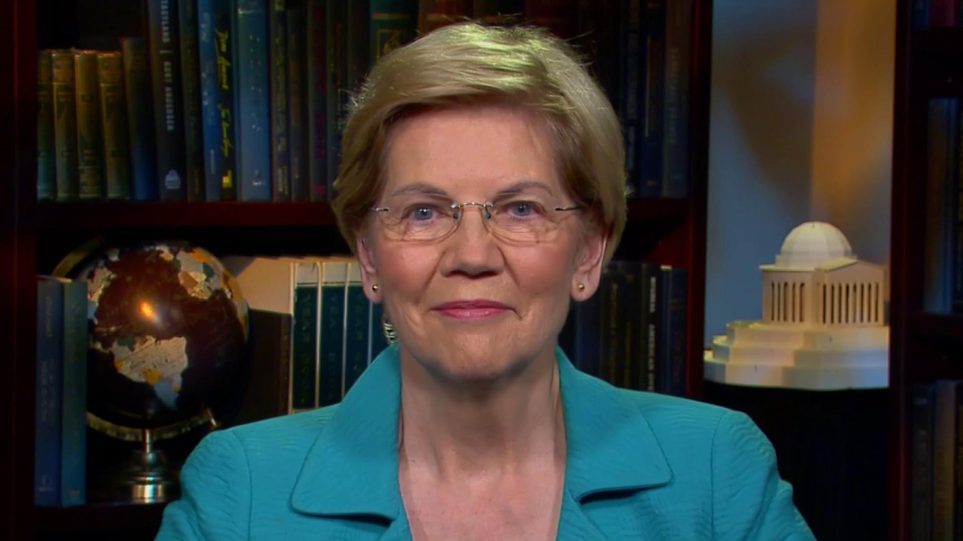 Warren after reading Mueller Report: time to open impeachment proceedings