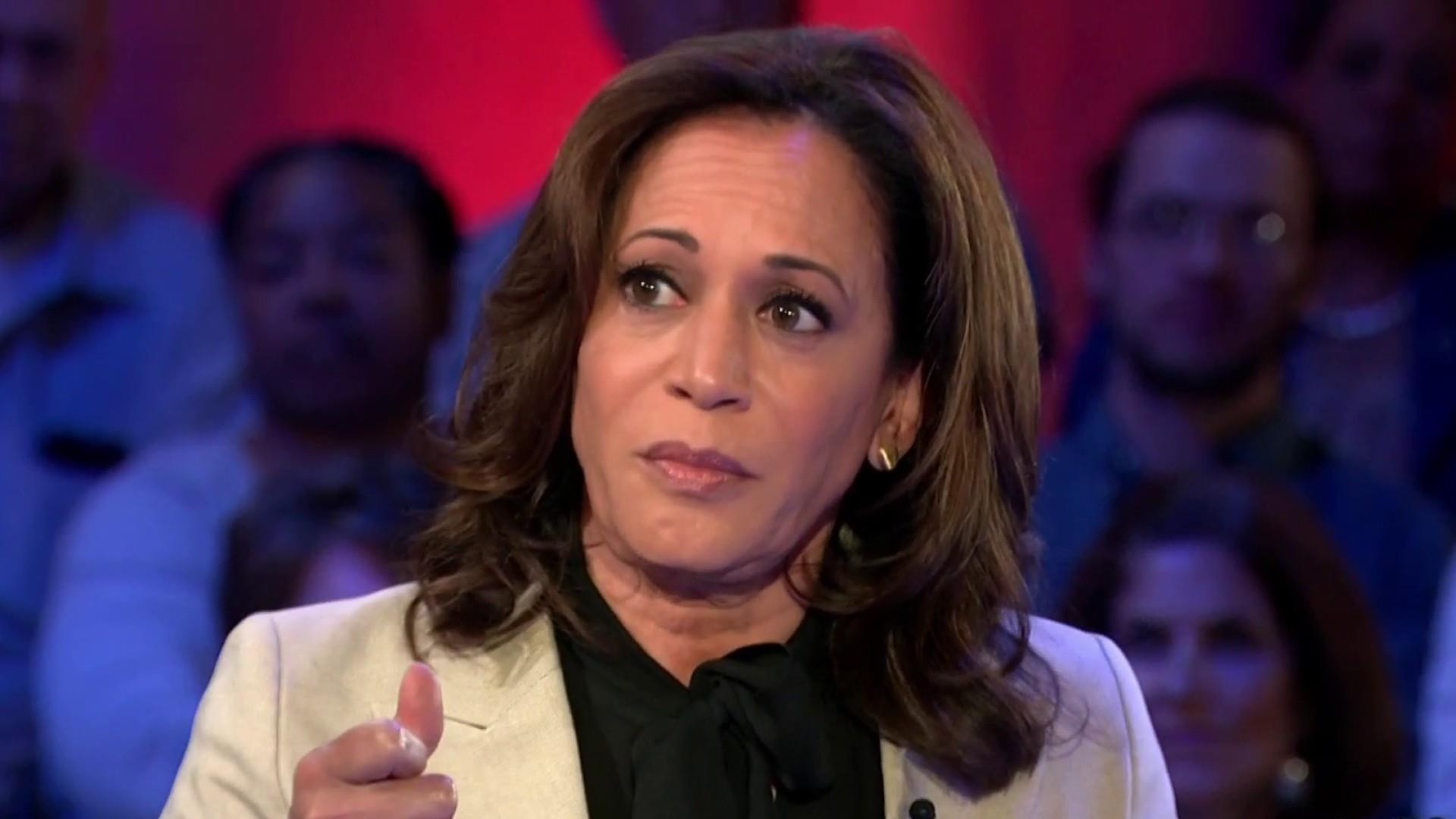 Sen. Kamala Harris wants to require laws that threaten Roe v. Wade undergo DoJ approval