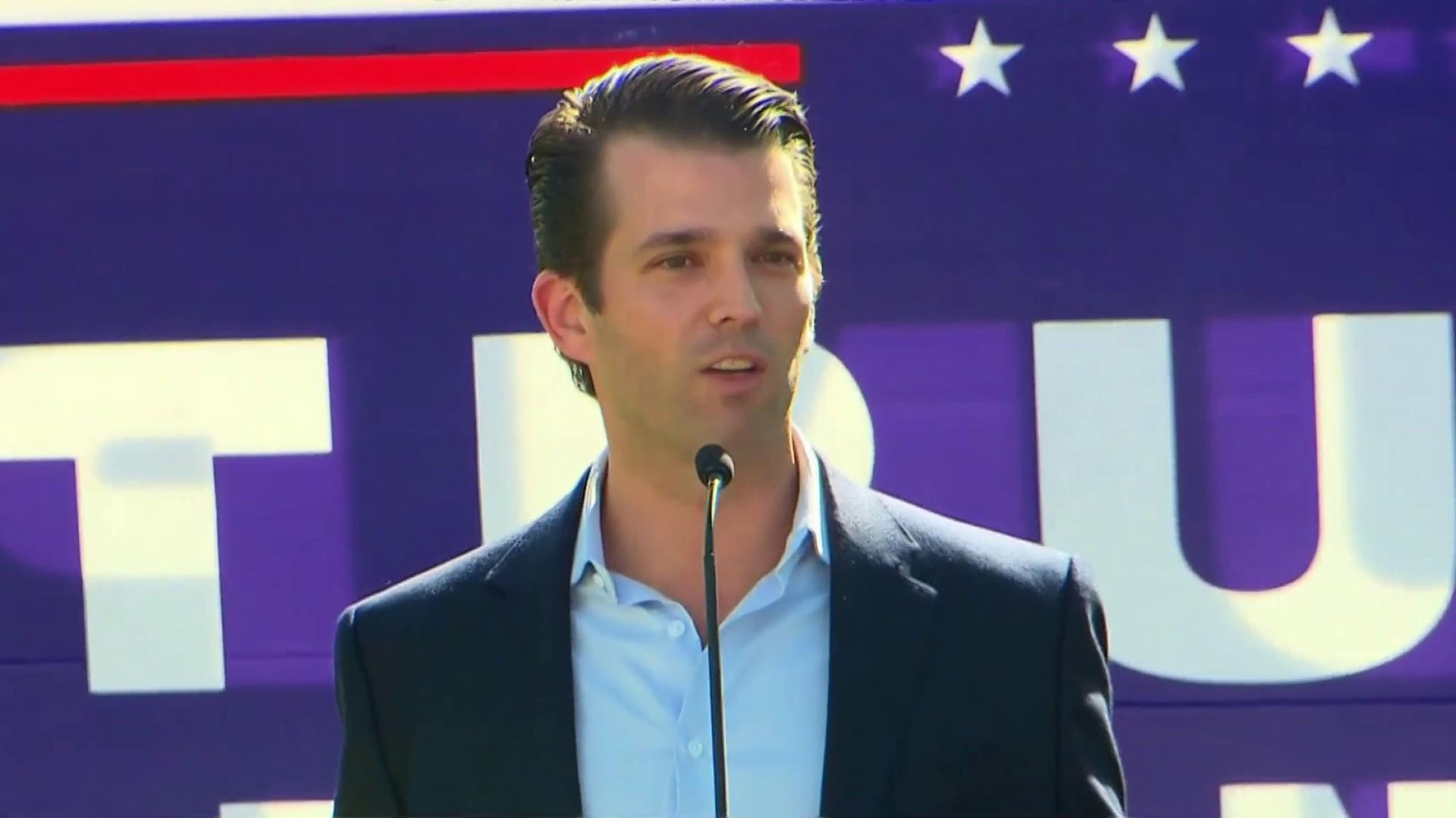 Senate Intel bends to conditions for Trump Junior testimony