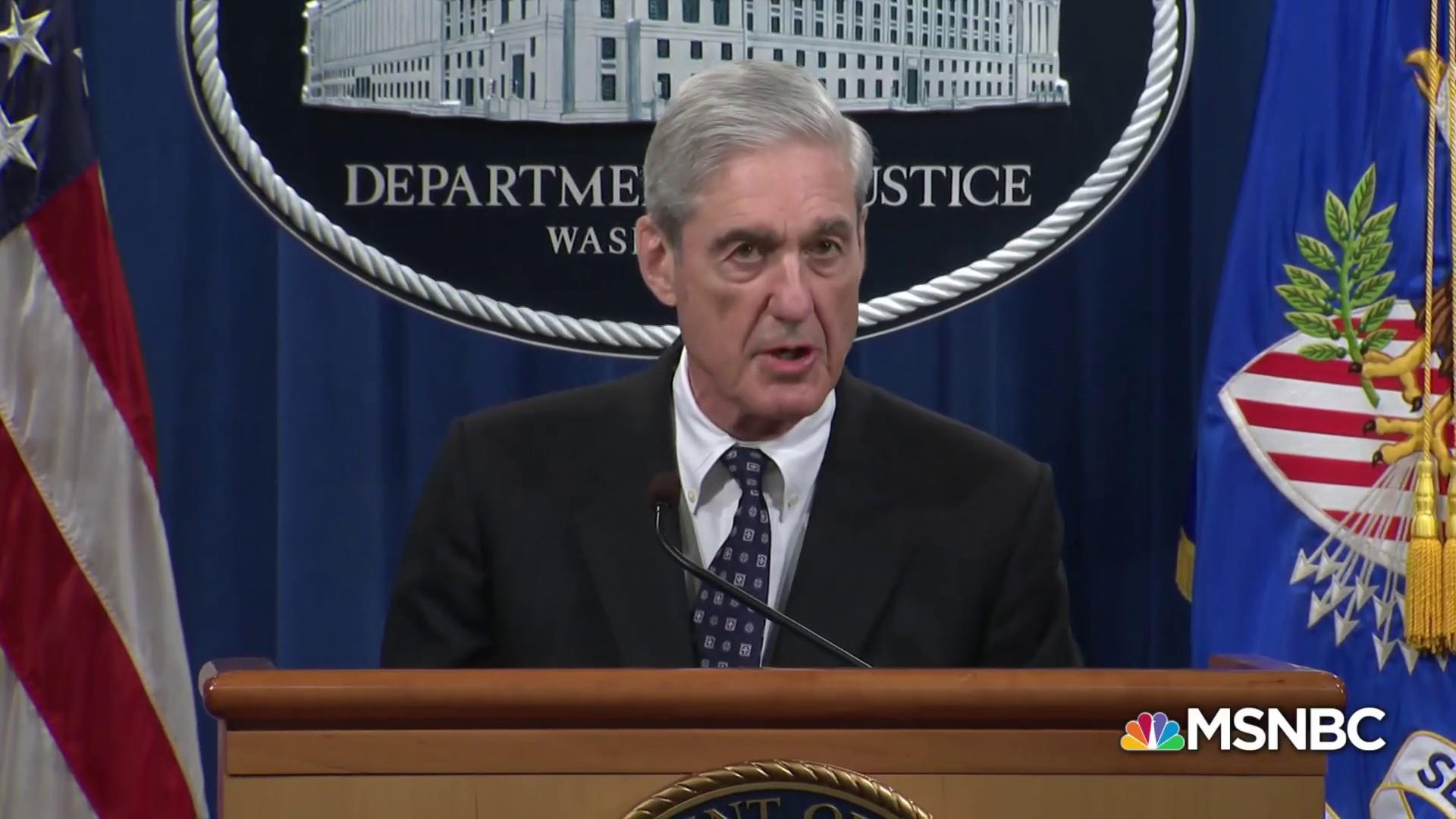 Impact of Mueller statement highlights need for public testimony