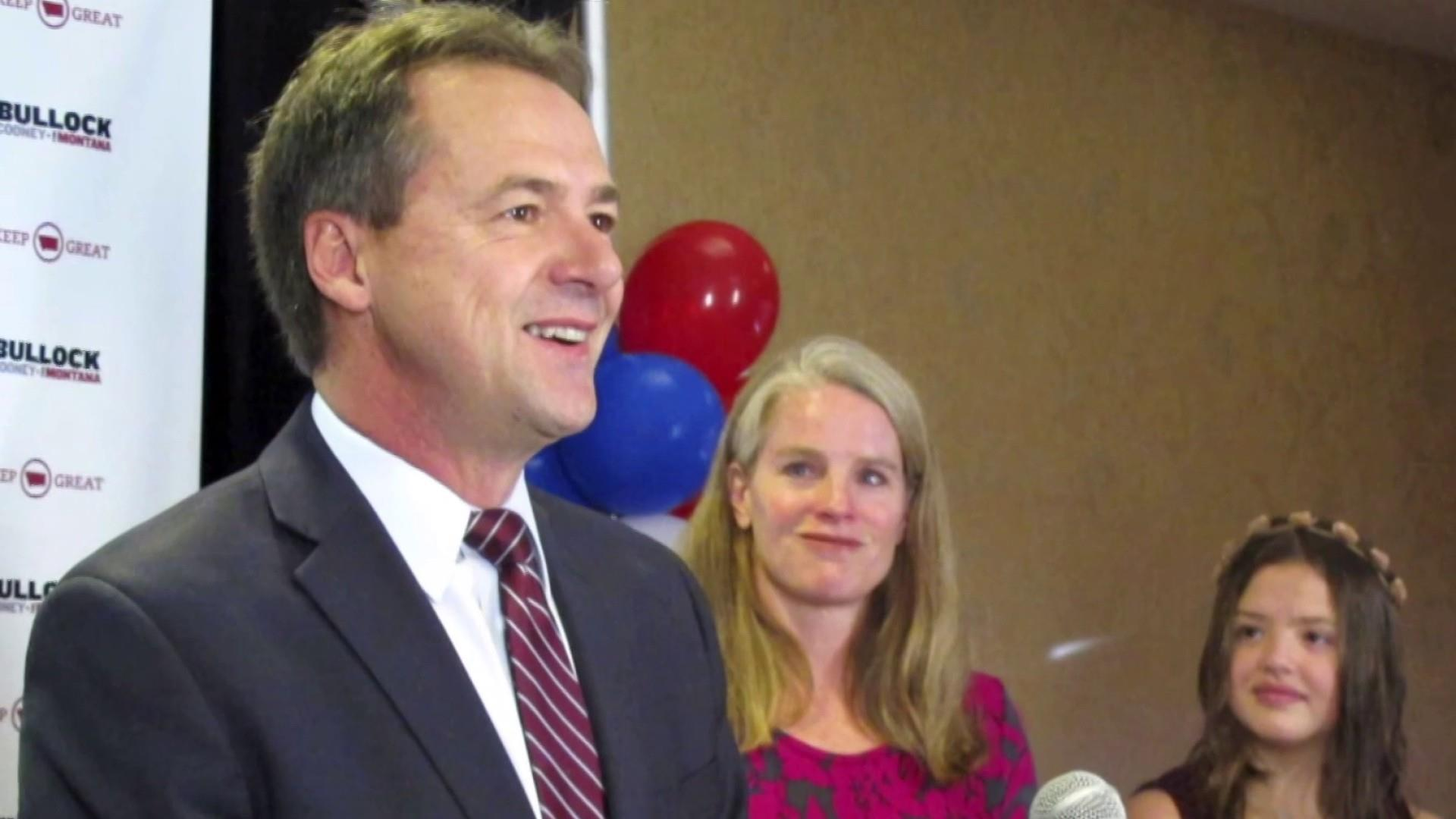 Bullock record shows implementing progressive agenda in red state