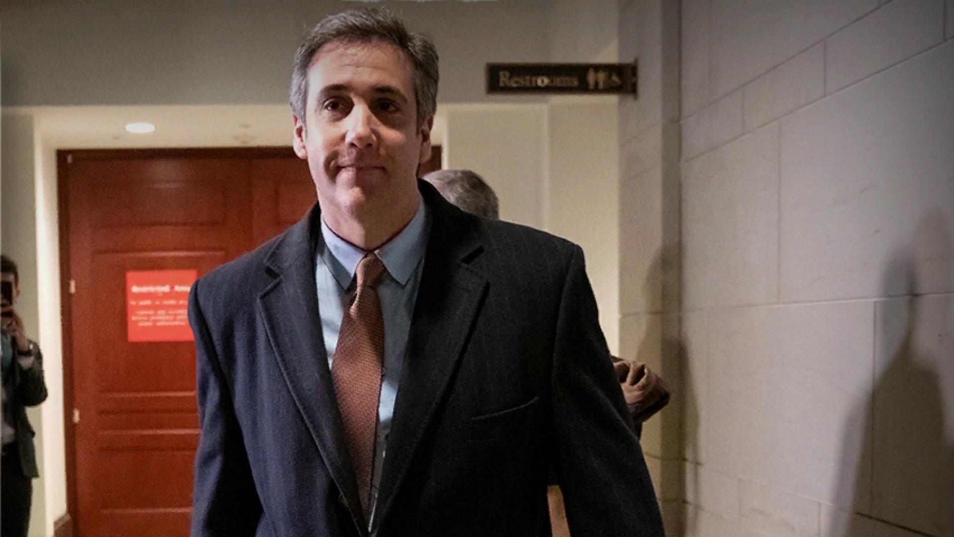 Cohen transcript puts spotlight on Trump Tower Moscow deception