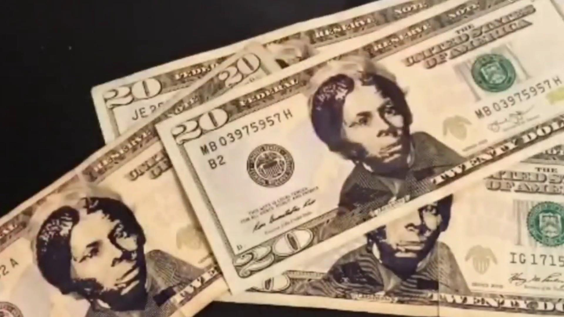 Trump admin stall on Tubman $20 bill inspires DIY solution