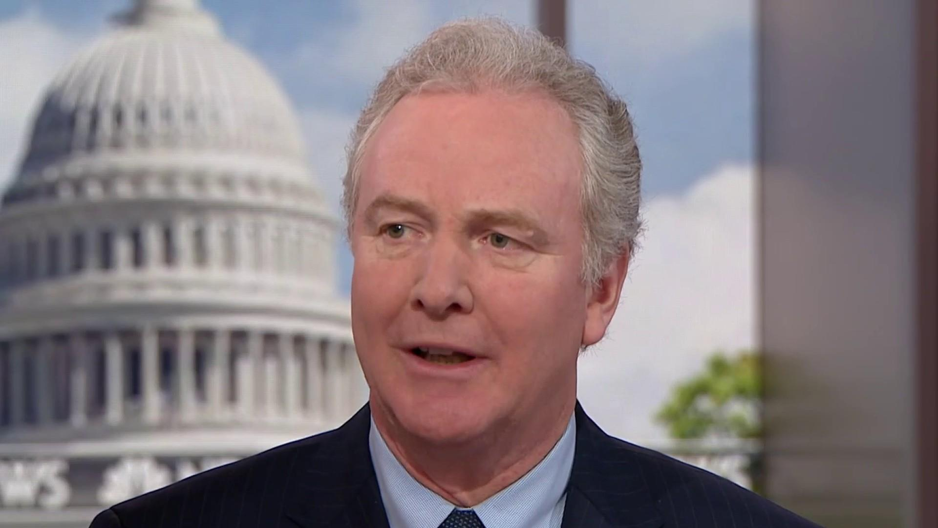 Sen. Van Hollen: John Bolton is 'a skilled bureaucratic inside fighter'