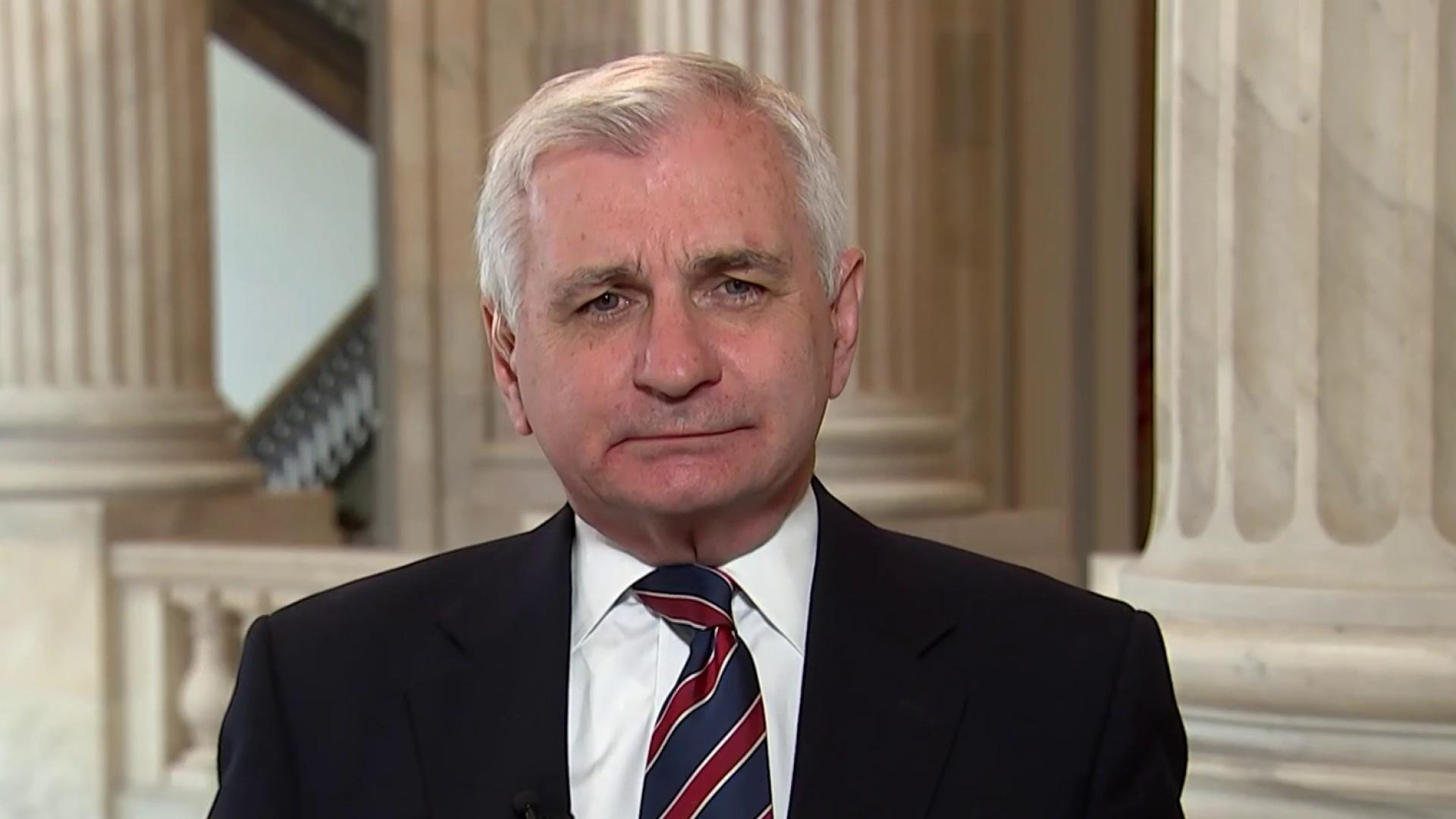 Sen. Jack Reed: WH efforts to hide USS John McCain 'disgraceful'