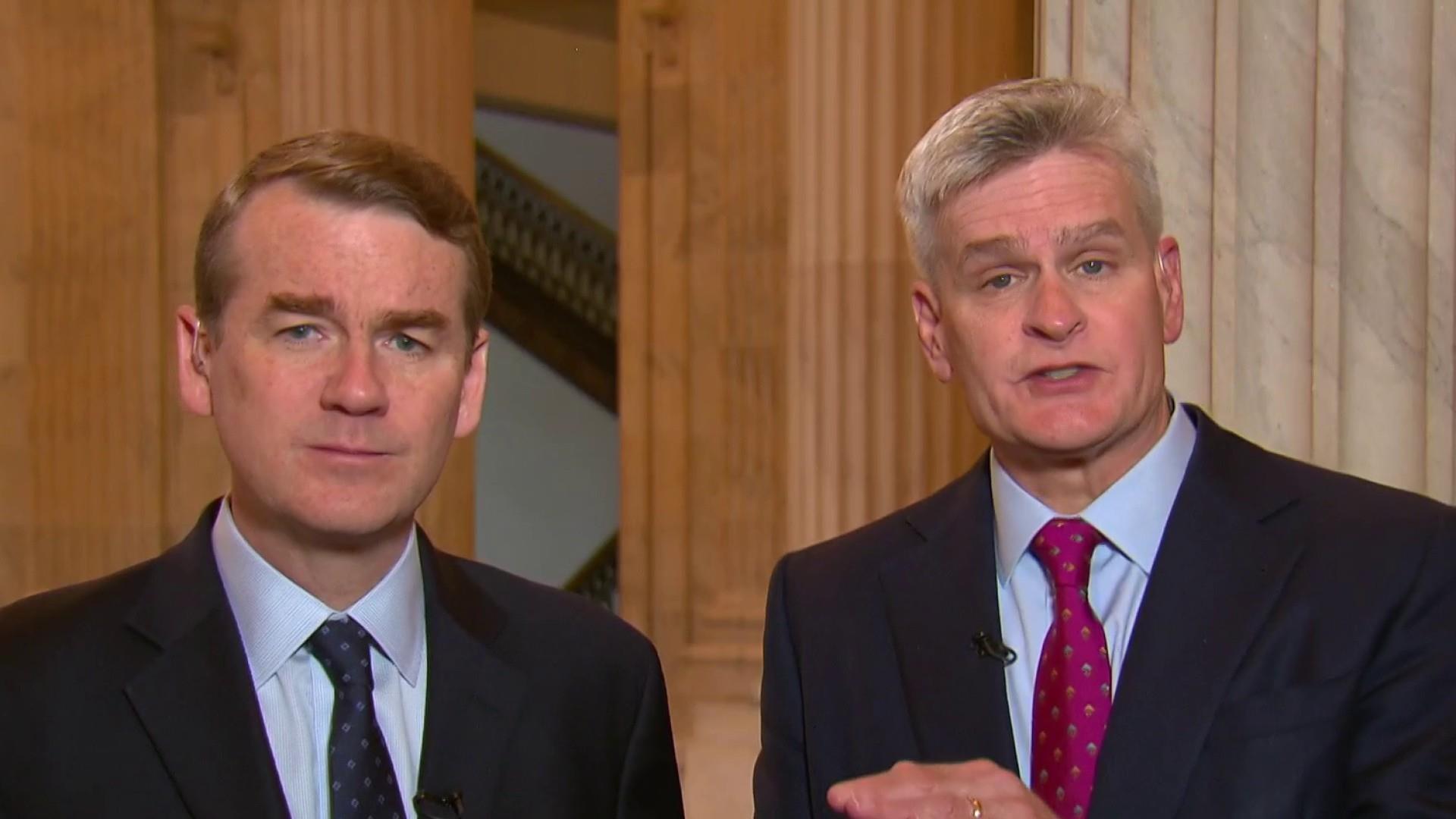 Senators take aim at surprise medical bills