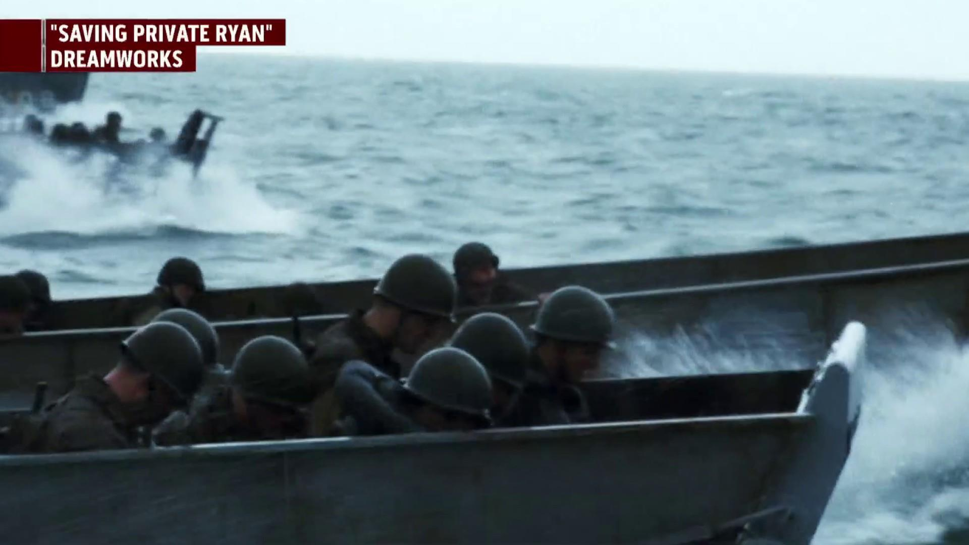 'Saving Private Ryan' returns to theaters on D-Day anniversary