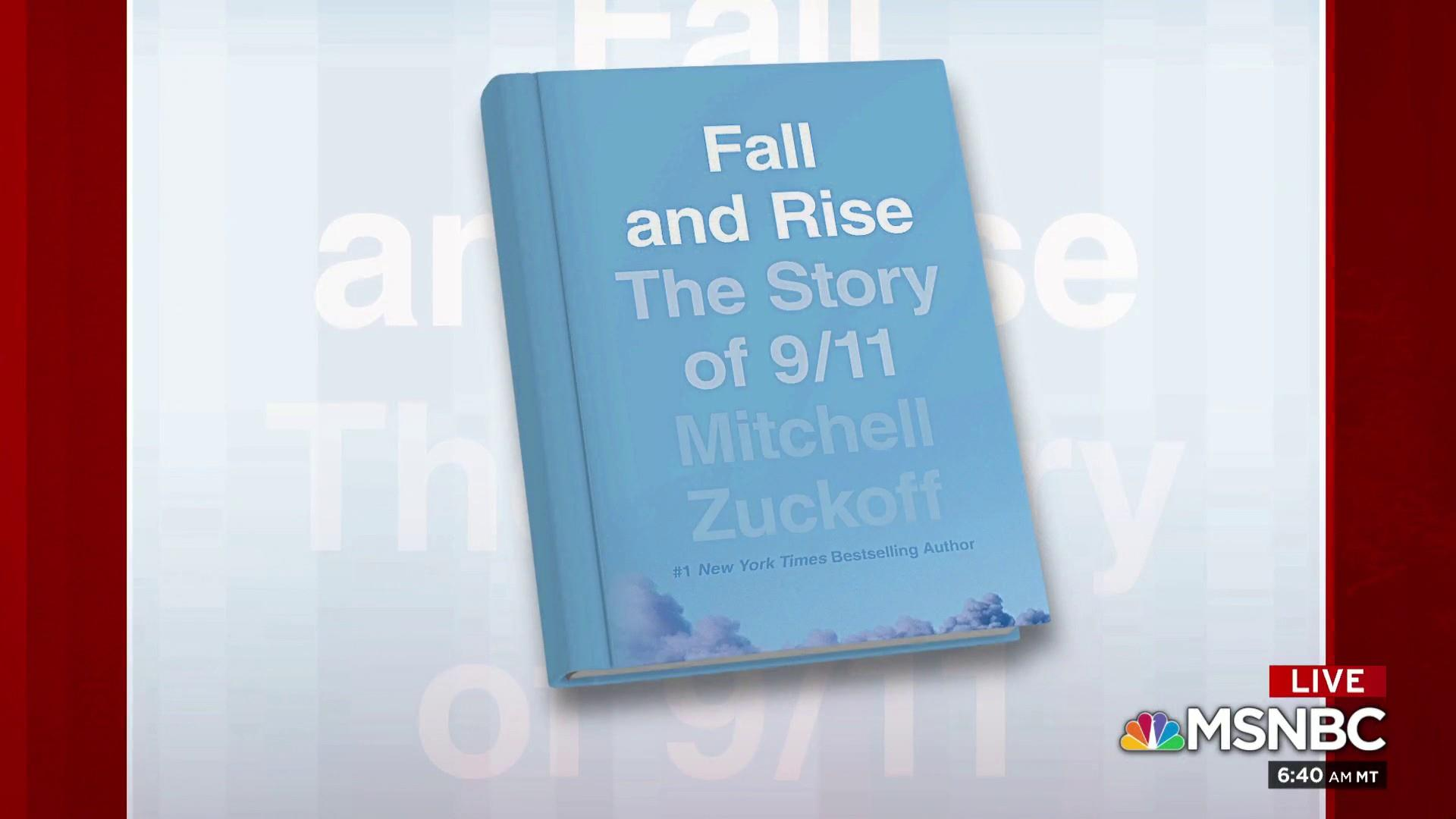 'Fall and Rise' chronicles stories from 9/11