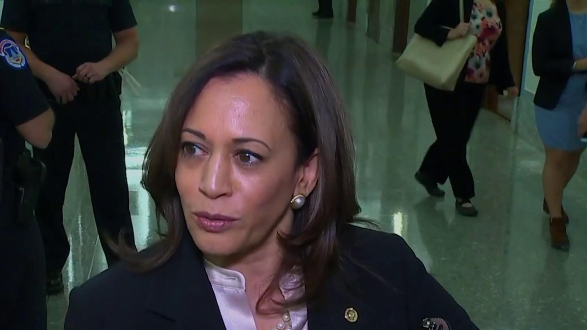 After testimony, Sen. Harris says AG Barr lacks all credibility and must resign