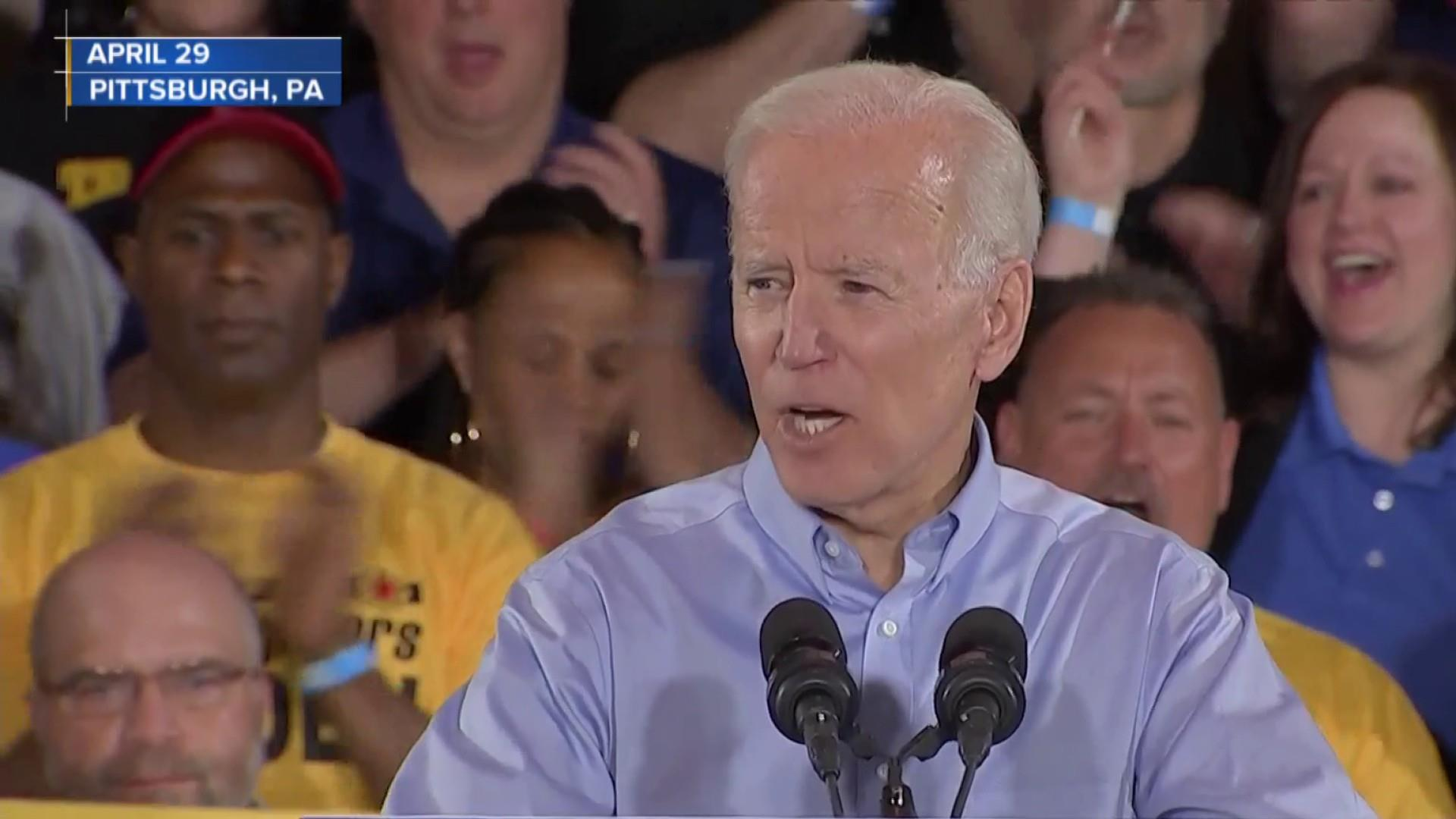 Joe Biden leads in Pennsylvania polls