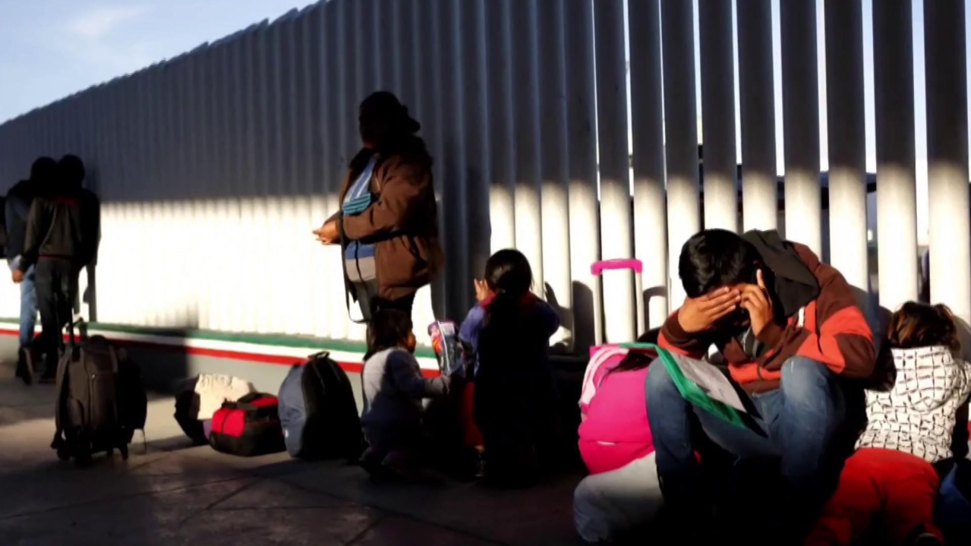 White House considering plan to block Central American migrants from U.S.