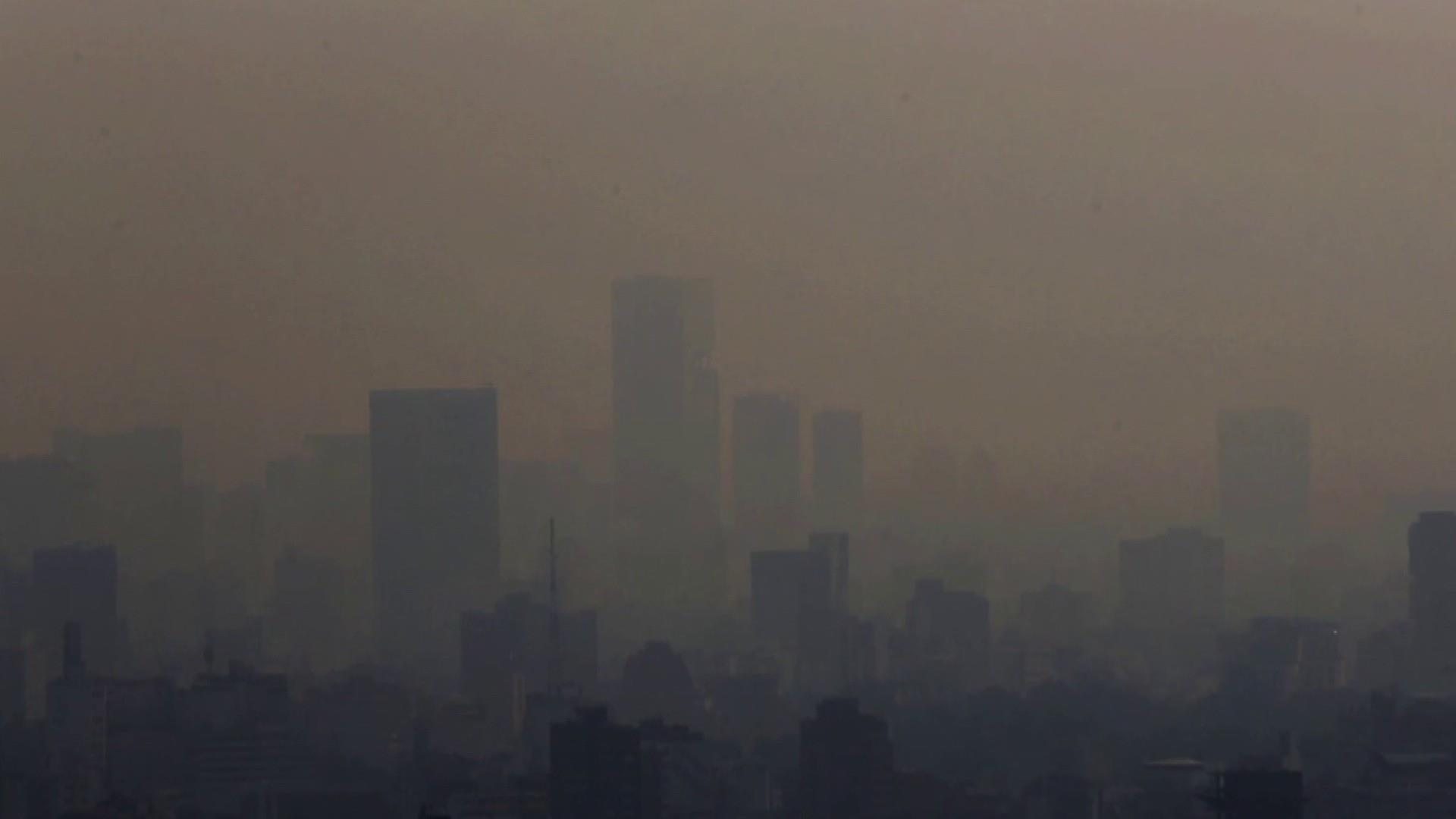 One More Thing: Fires leave Mexico City clouded by air pollution