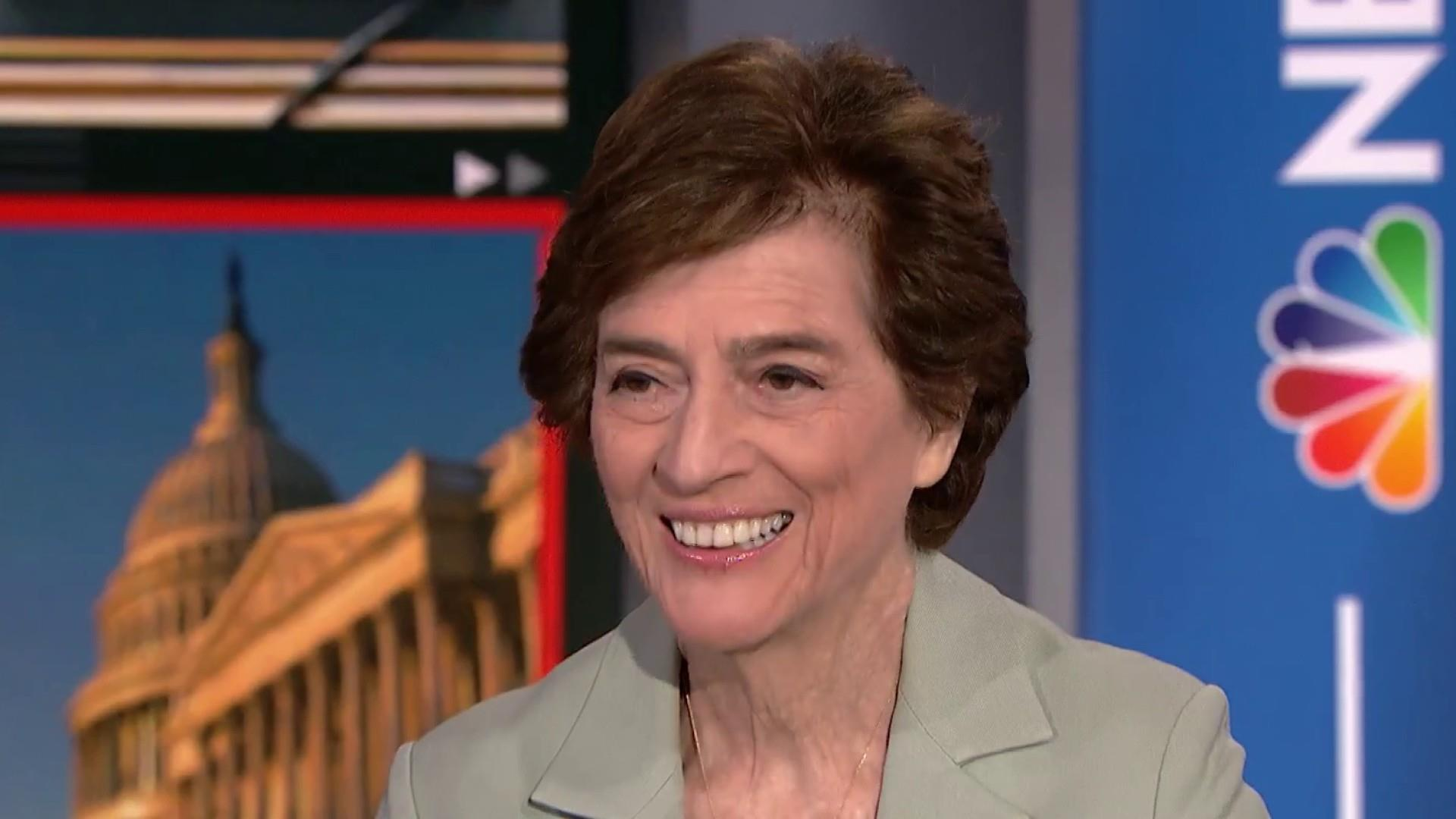 Elizabeth Holtzman on impeachment: It's up to the American people