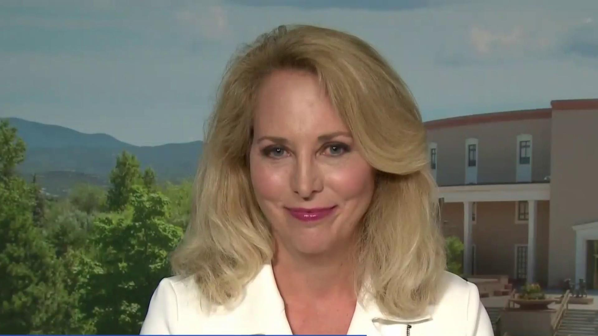 Valerie Plame: We're living in really strange times