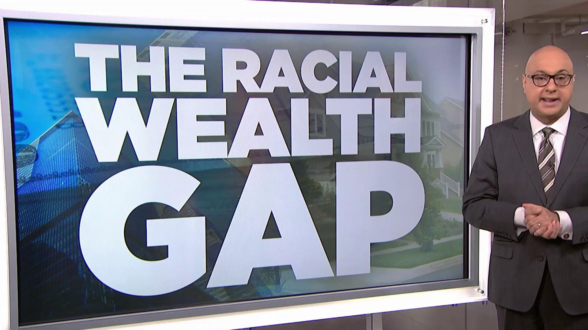 Ending racial wealth gap will require 'a package of goods'