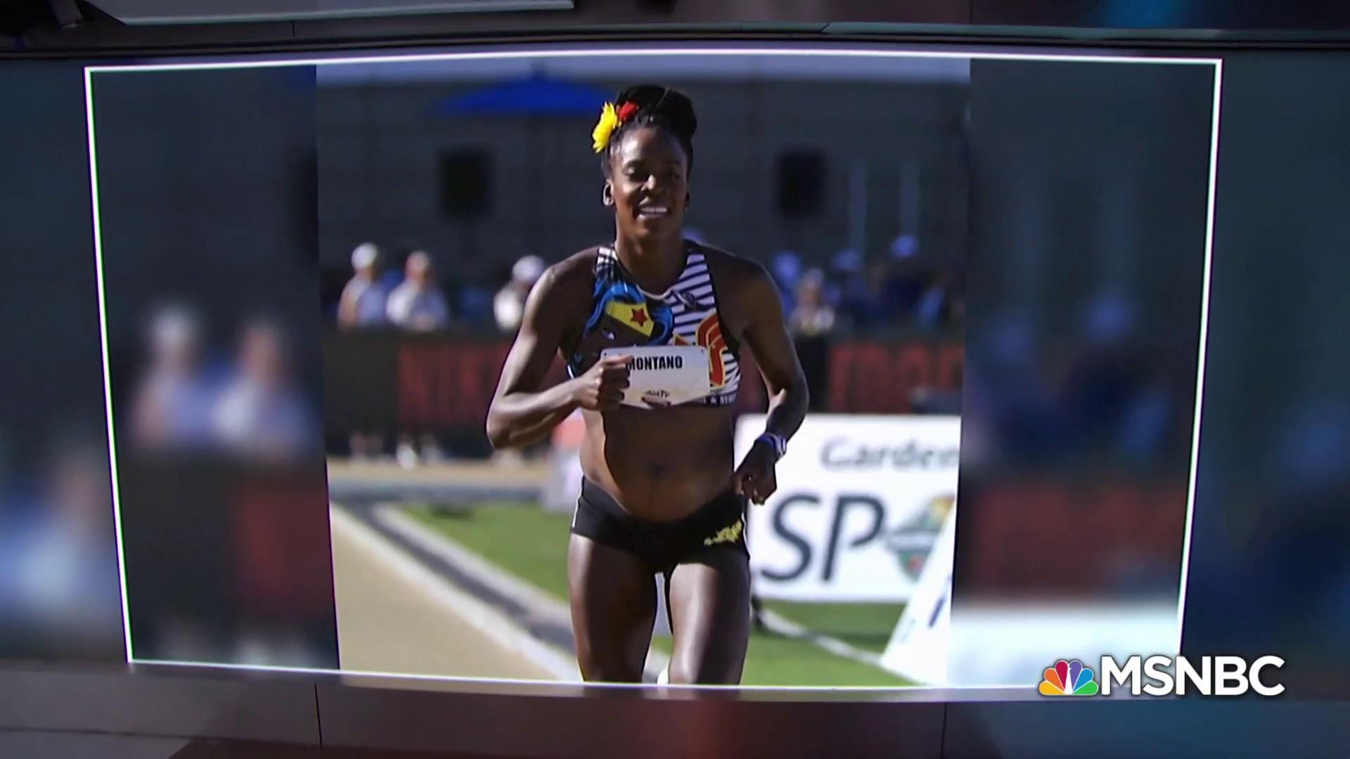 Olympic runner sparks changes to protect pregnant athletes' pay