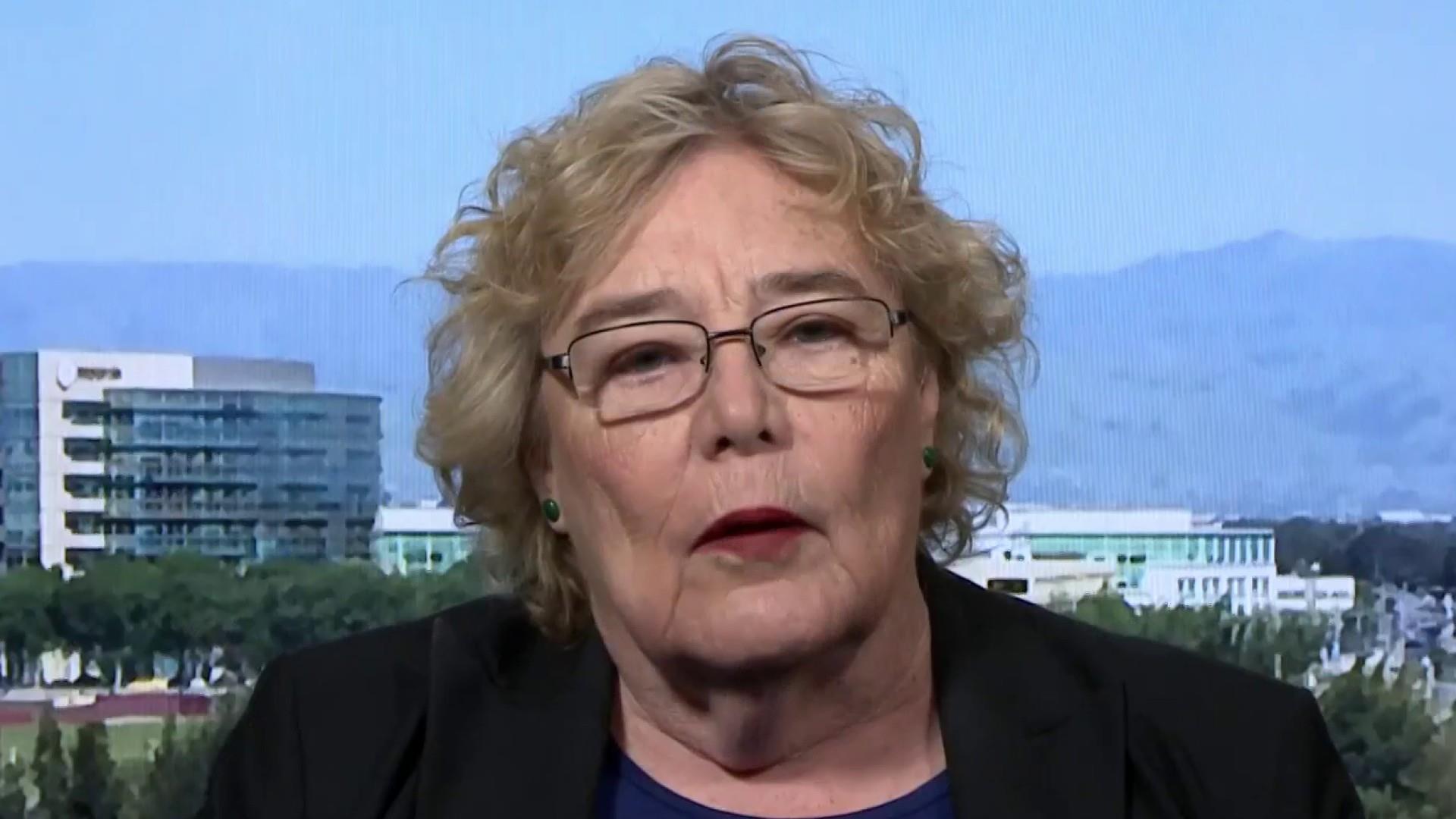 Rep. Zoe Lofgren: Barr has proven himself to be not very honest