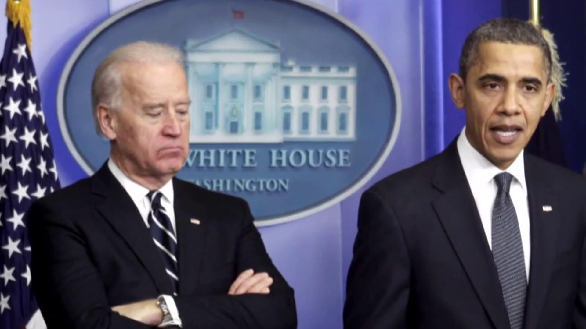 Biden is sticking to the script, but is it paying off?