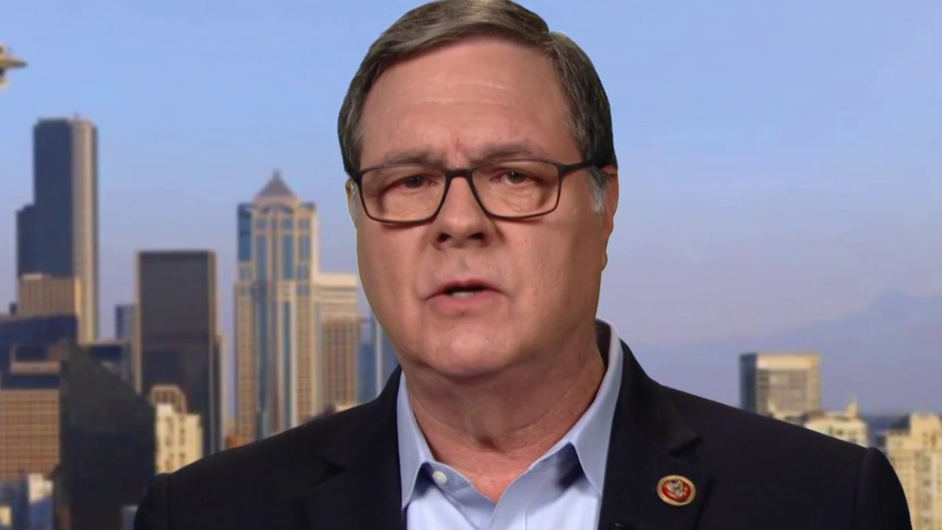 Rep. Heck: DOJ subpoenas are 'constitutional responsibility,' not political theater