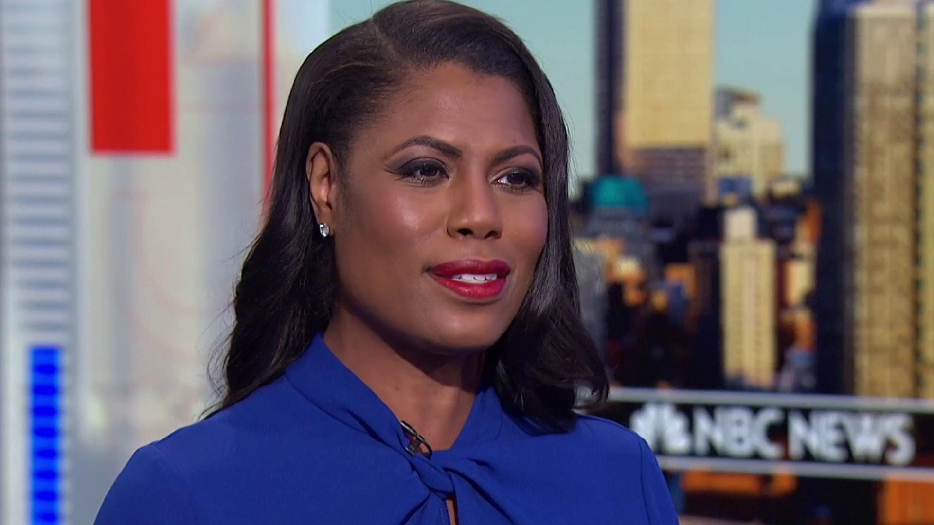 'The numbers don't lie': Omarosa on gender pay lawsuit against Trump campaign