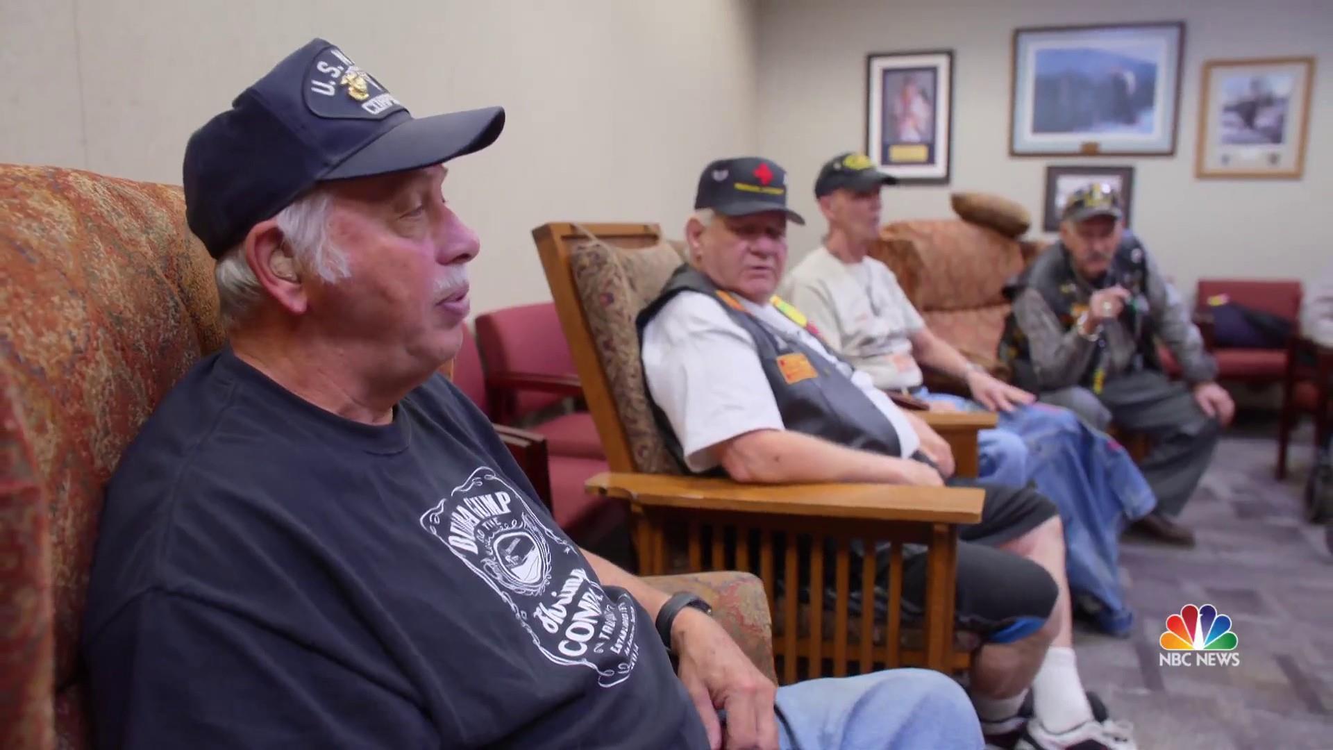 Nationwide Vet Centers help combat veterans readjust to everyday life