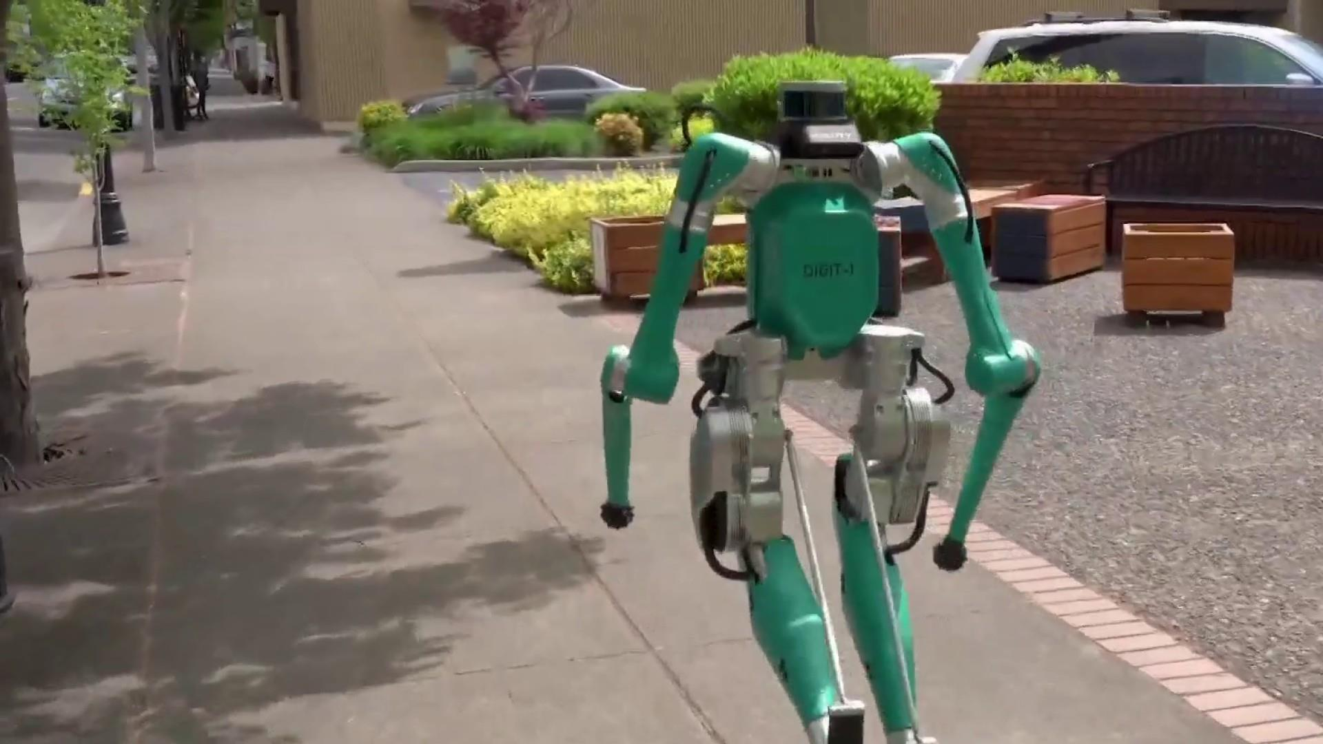 Is this package-carrying robot the future of home deliveries?