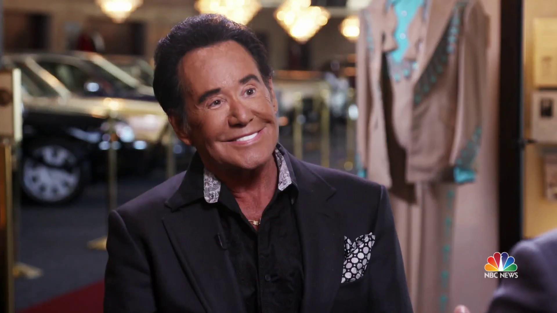 Wayne Newton celebrating six decades of entertaining audiences in Las Vegas