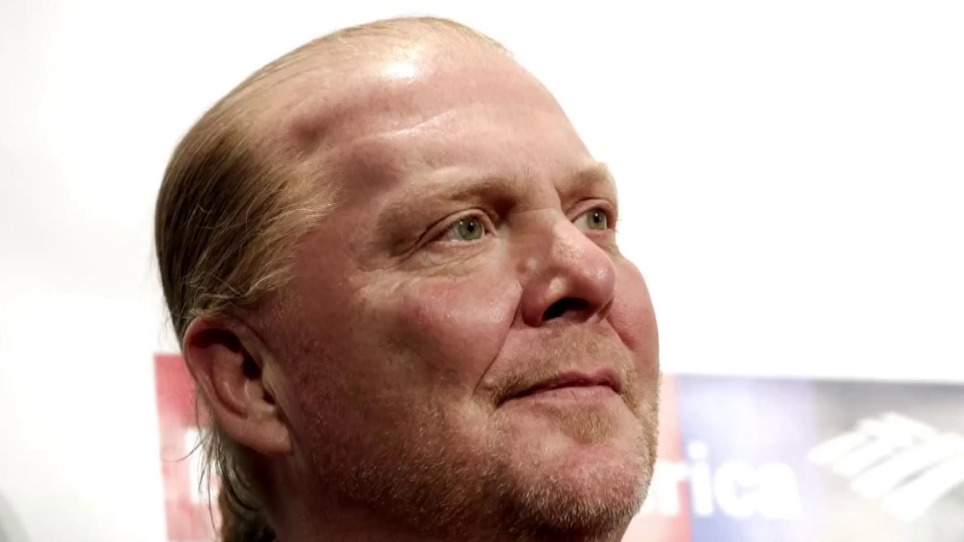 Celebrity chef Mario Batali faces criminal charge