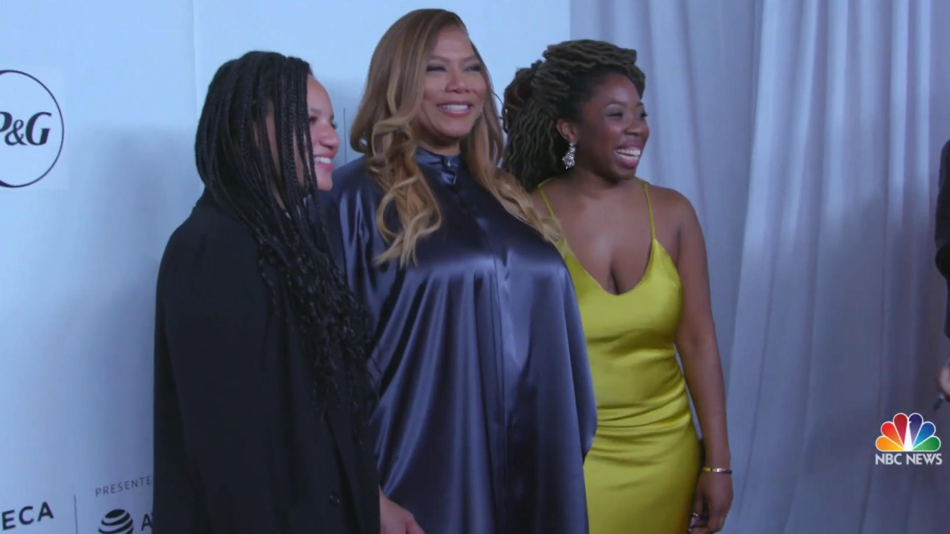 Queen Latifah starts mentorship program to support aspiring female filmmakers