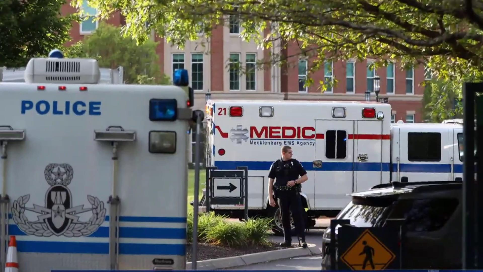 Students killed in shooting at UNC Charlotte identified