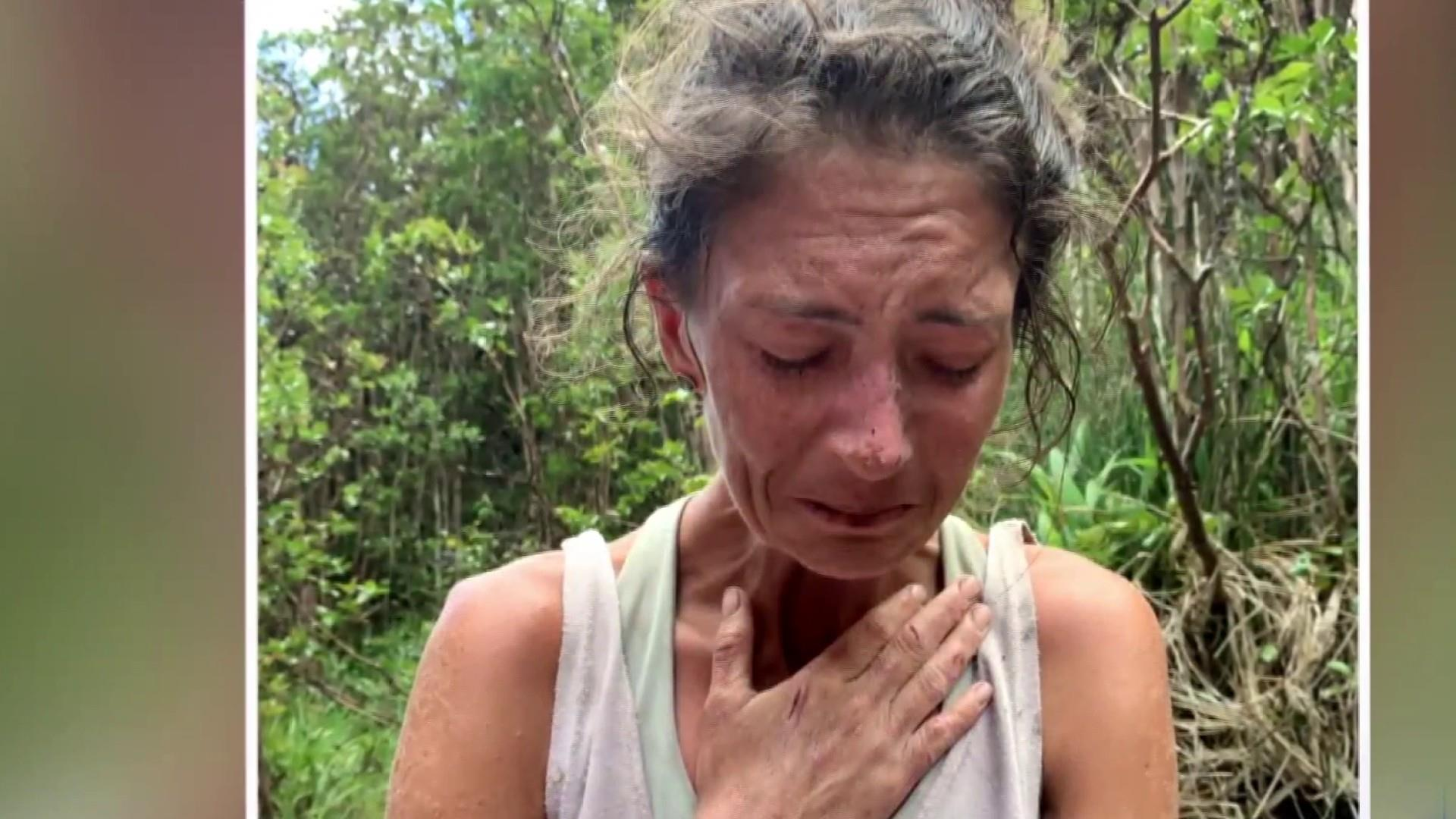 Missing Hawaii hiker says she 'chose life' after falling from cliff while lost in forest