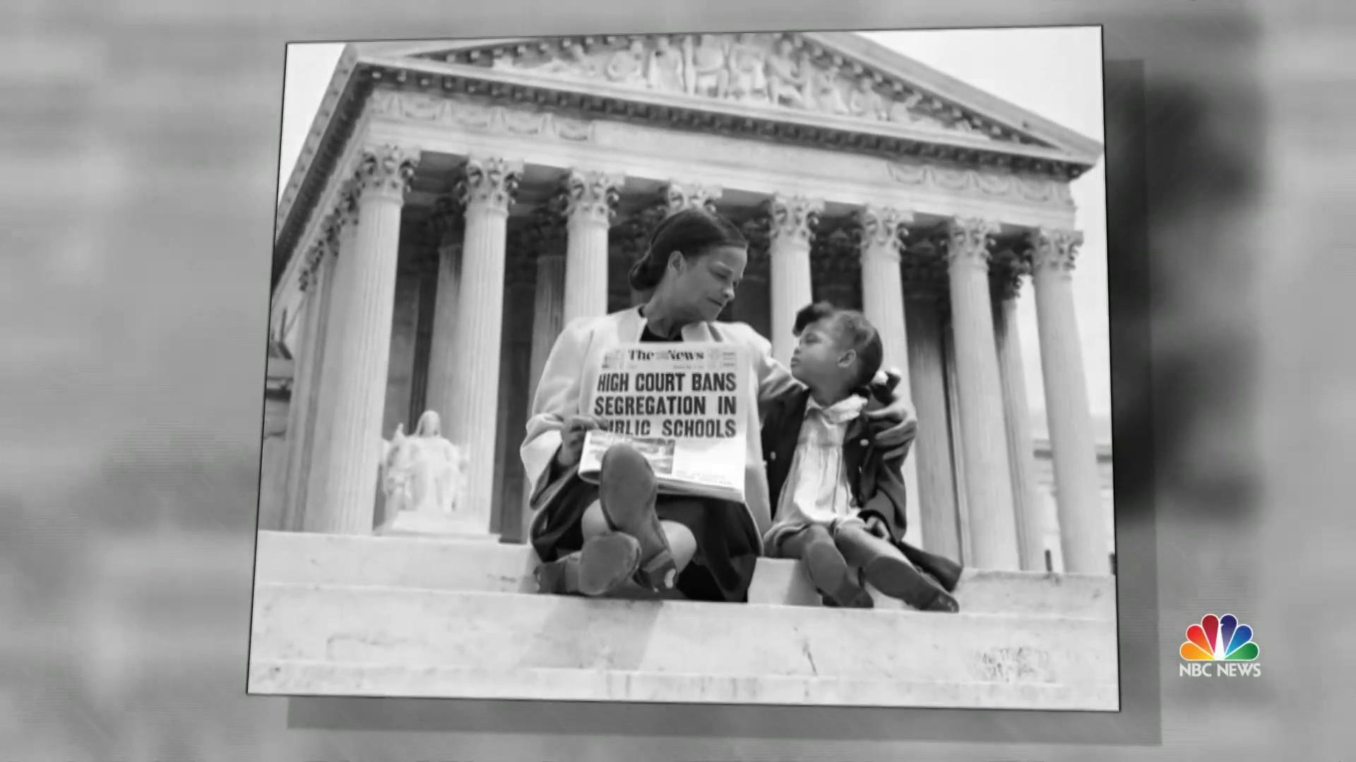 65 years since Brown v. Board of Ed, school segregation persists