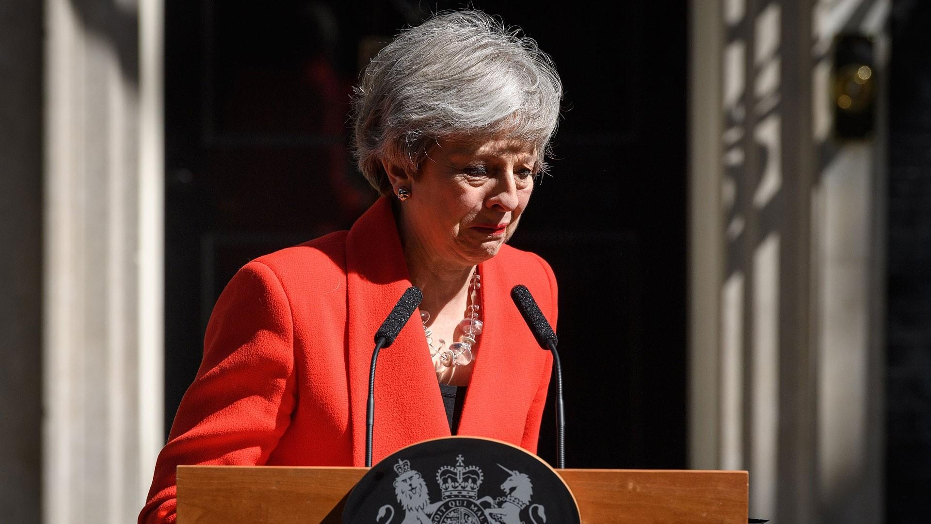 What happens to Brexit without Theresa May?