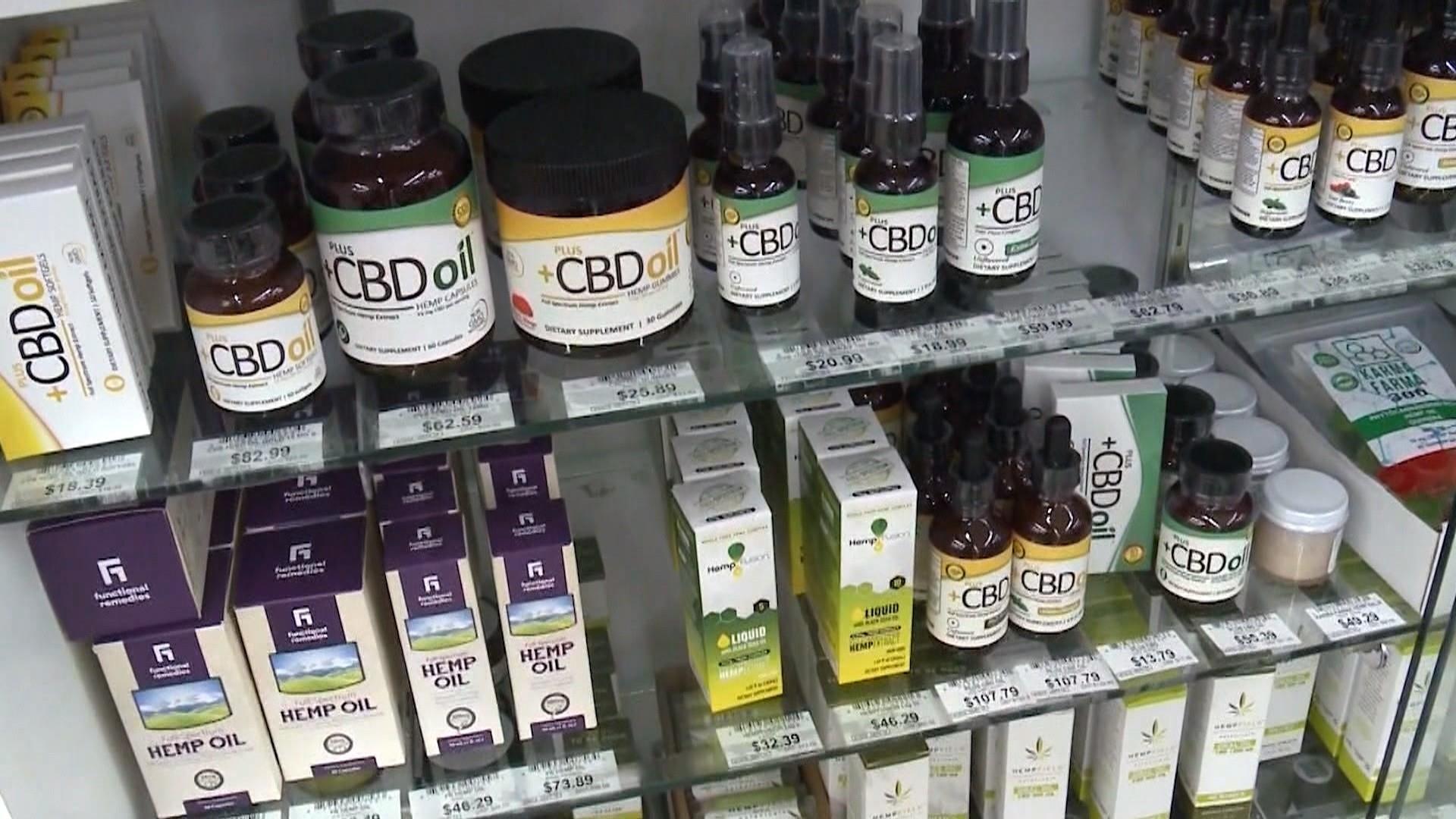 FDA to hold its 1st public hearing on CBD