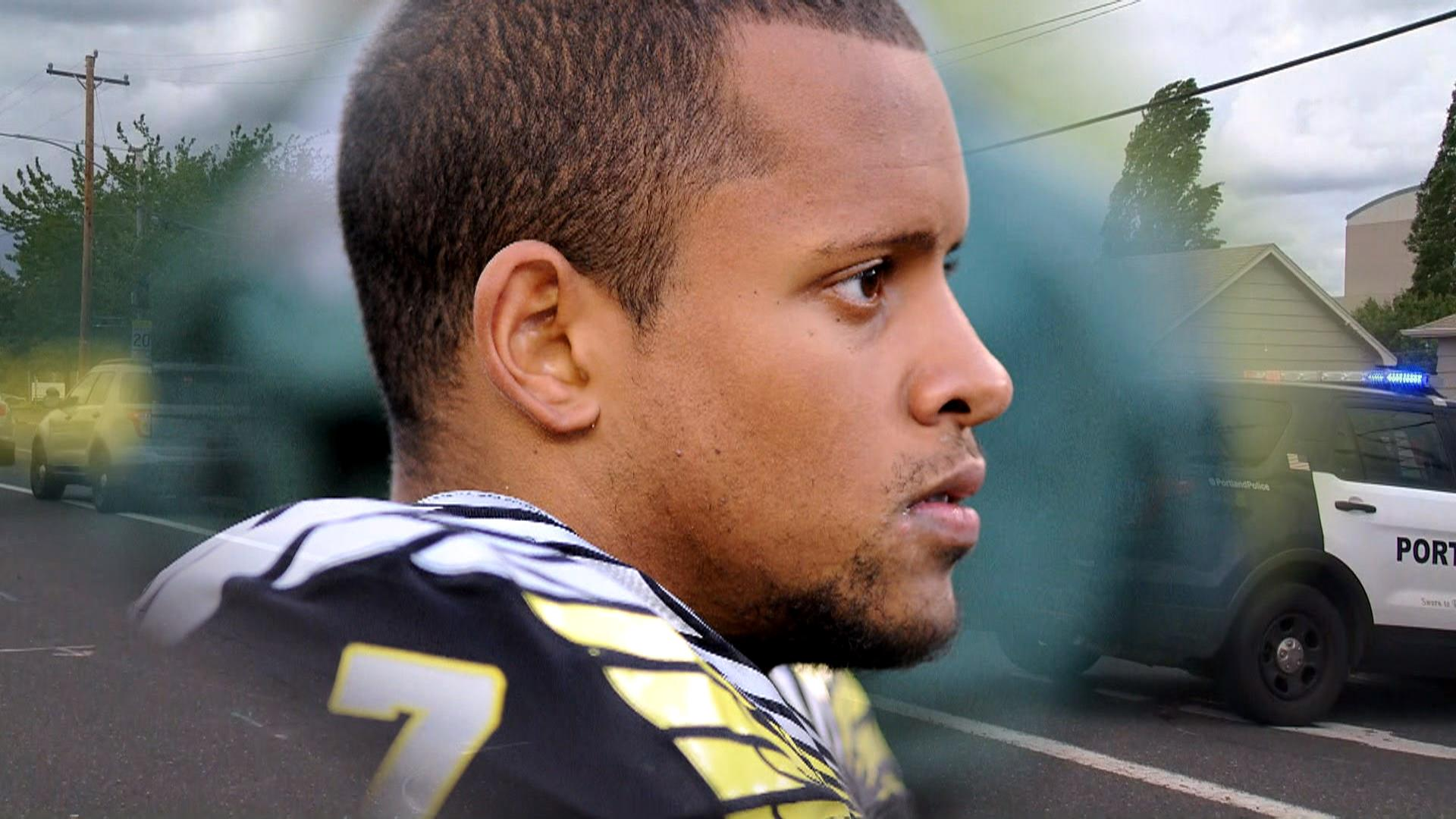 Oregon school coach, former football star Keanon Lowe, tackles armed student, witnesses say