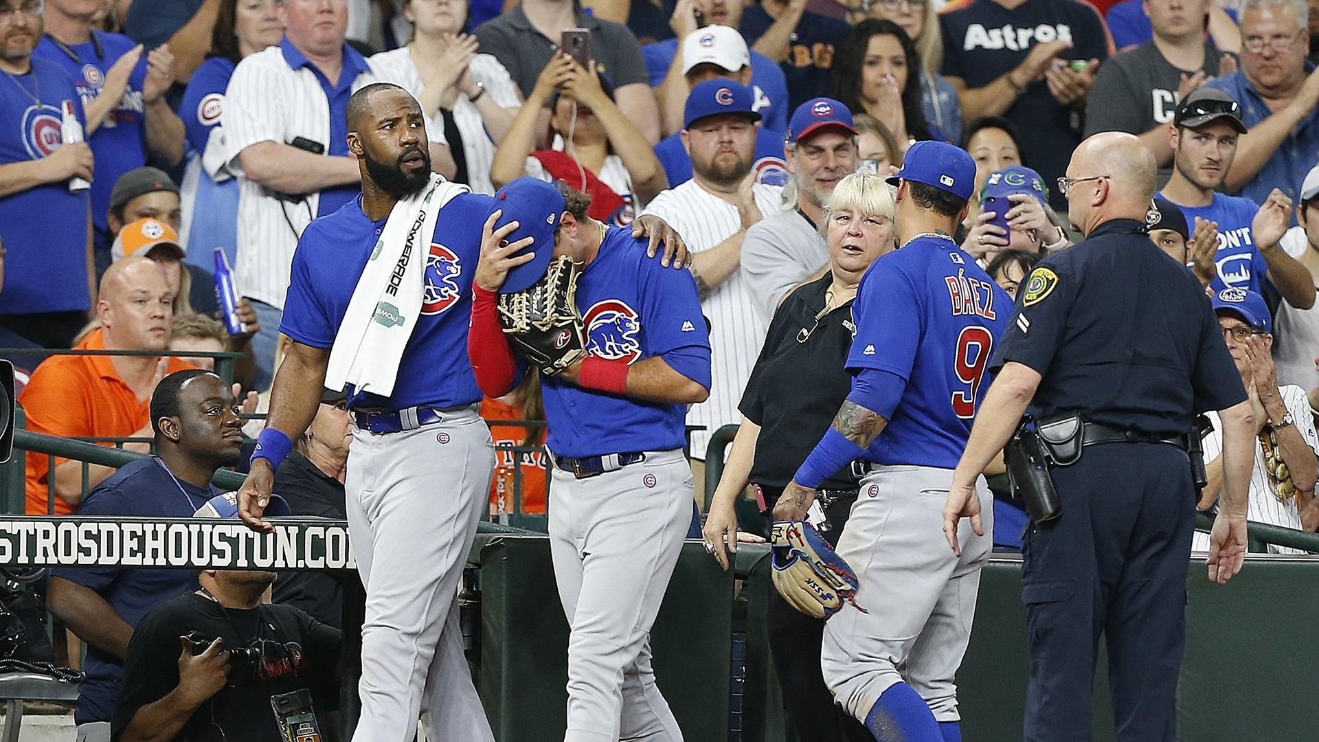 Child's foul ball injury renews calls for ballpark safety