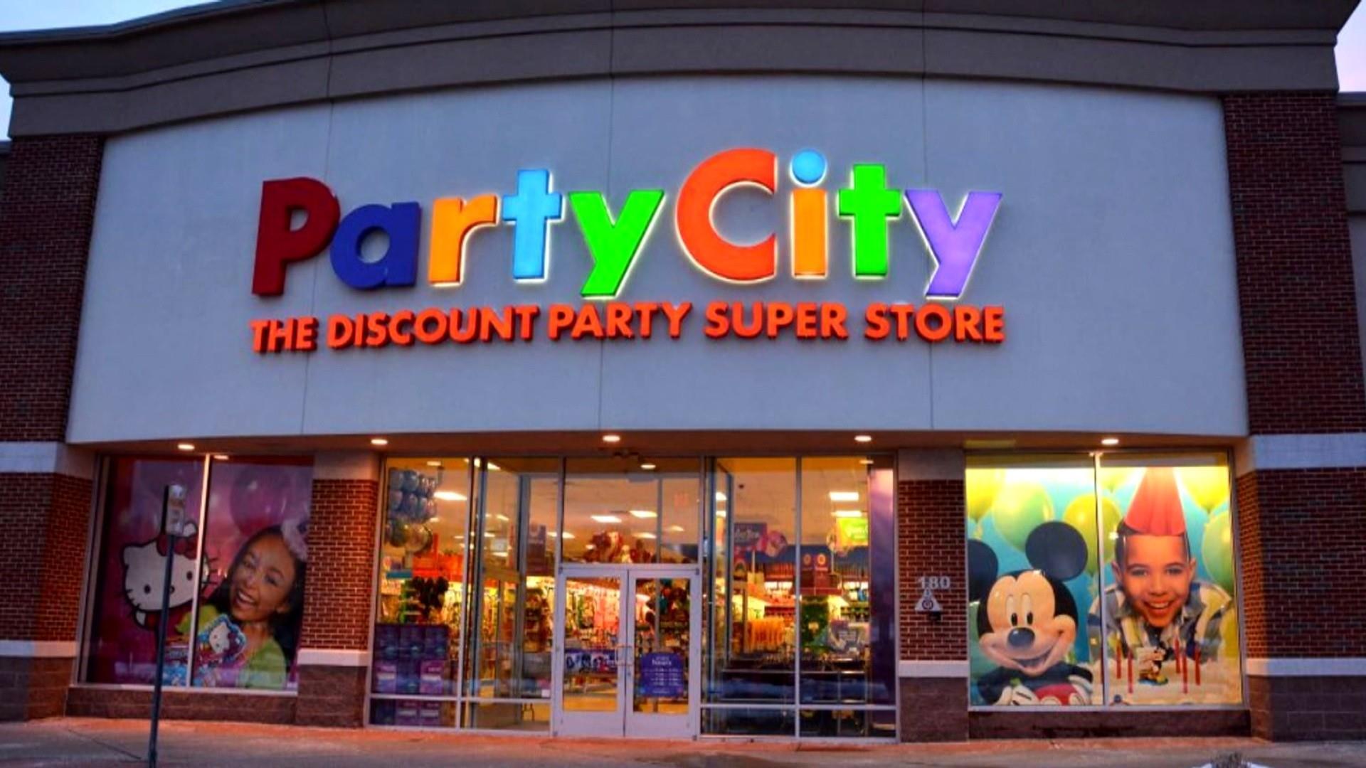 Party City closing 45 stores amid helium shortage