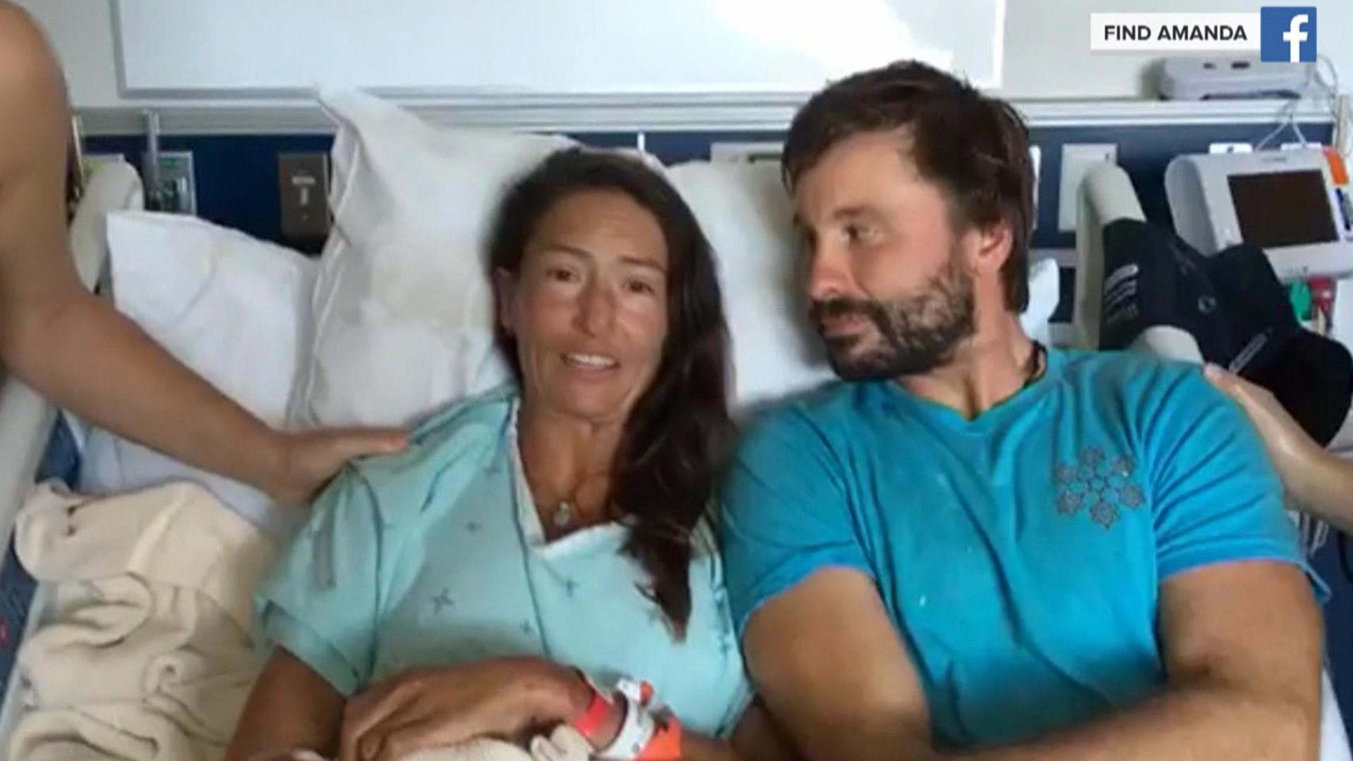 Hiker lost for 17 days in Hawaii survived on wild berries and river water