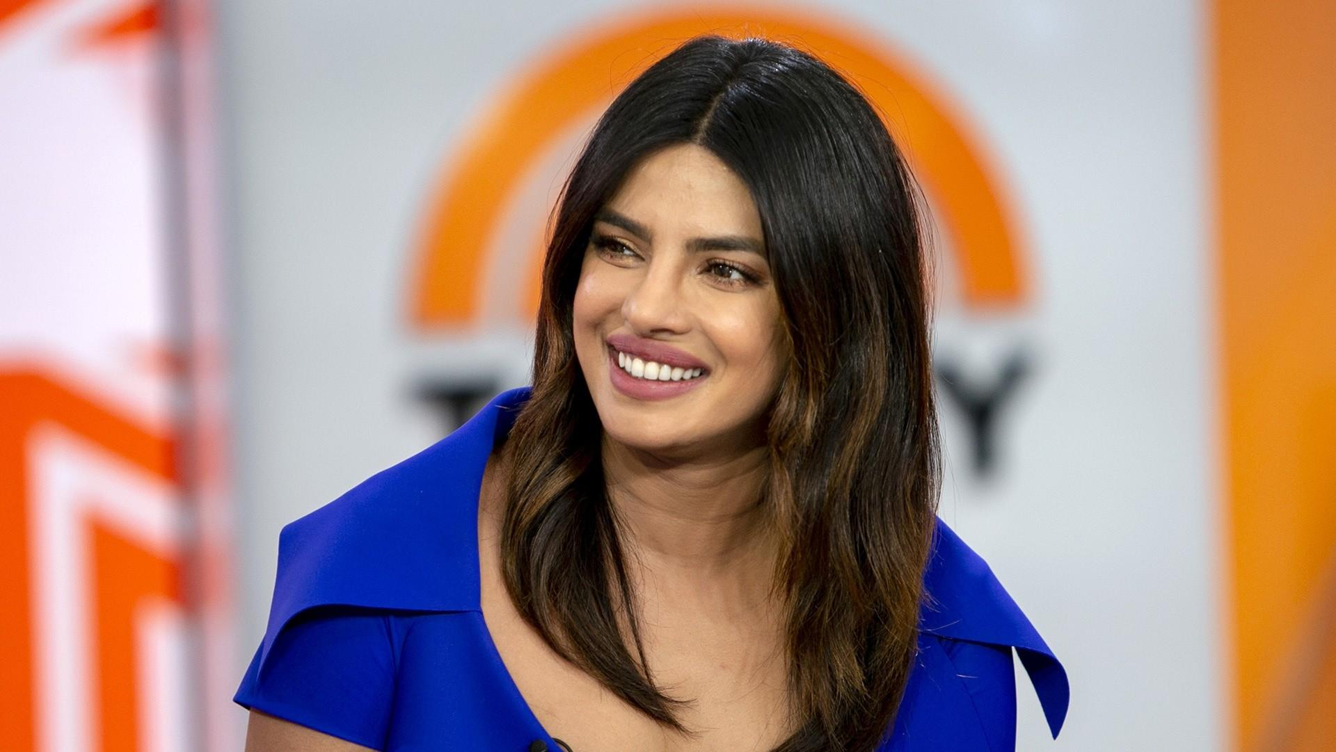 Priyanka Chopra On Her Age Difference With Nick Jonas