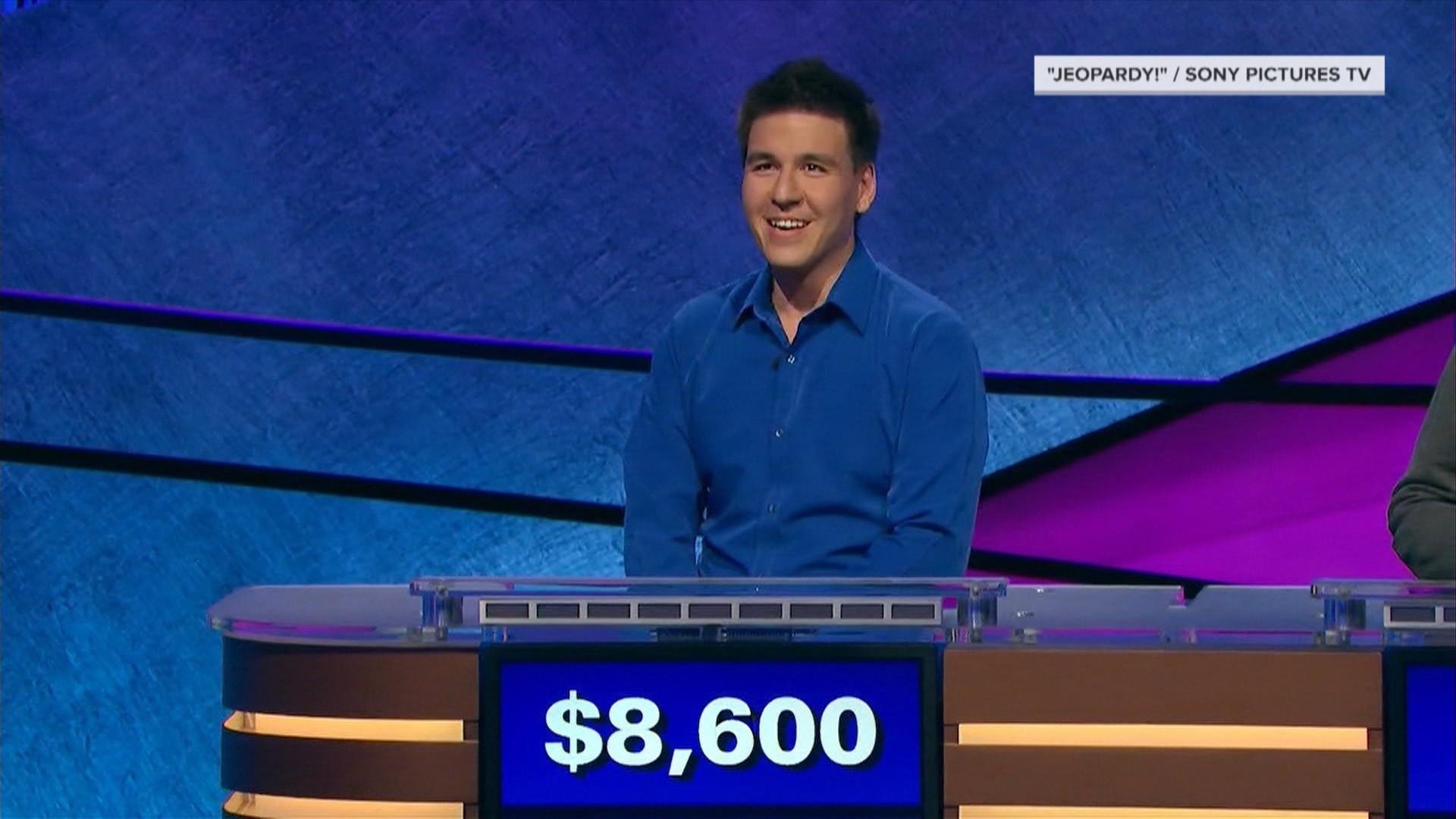 'Jeopardy' sensation James Holzhauer surpasses $2 million mark