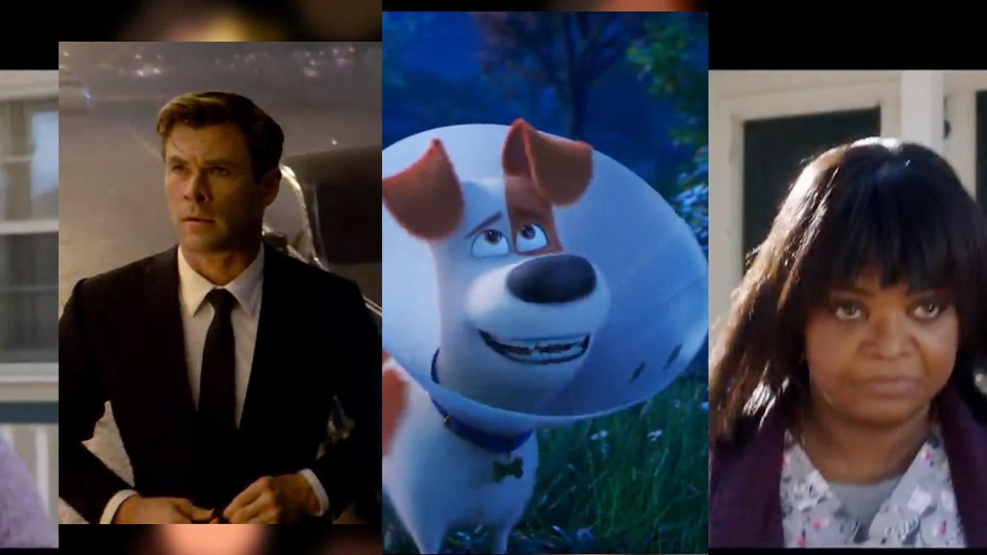 Summer movie preview: Aladdin, Booksmart, Rocketman and more