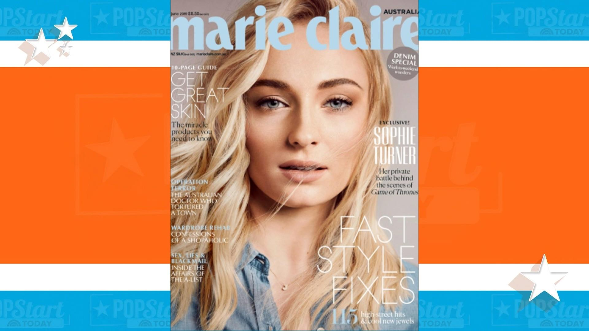 'Game of Thrones' actress Sophie Turner opens up about mental illness