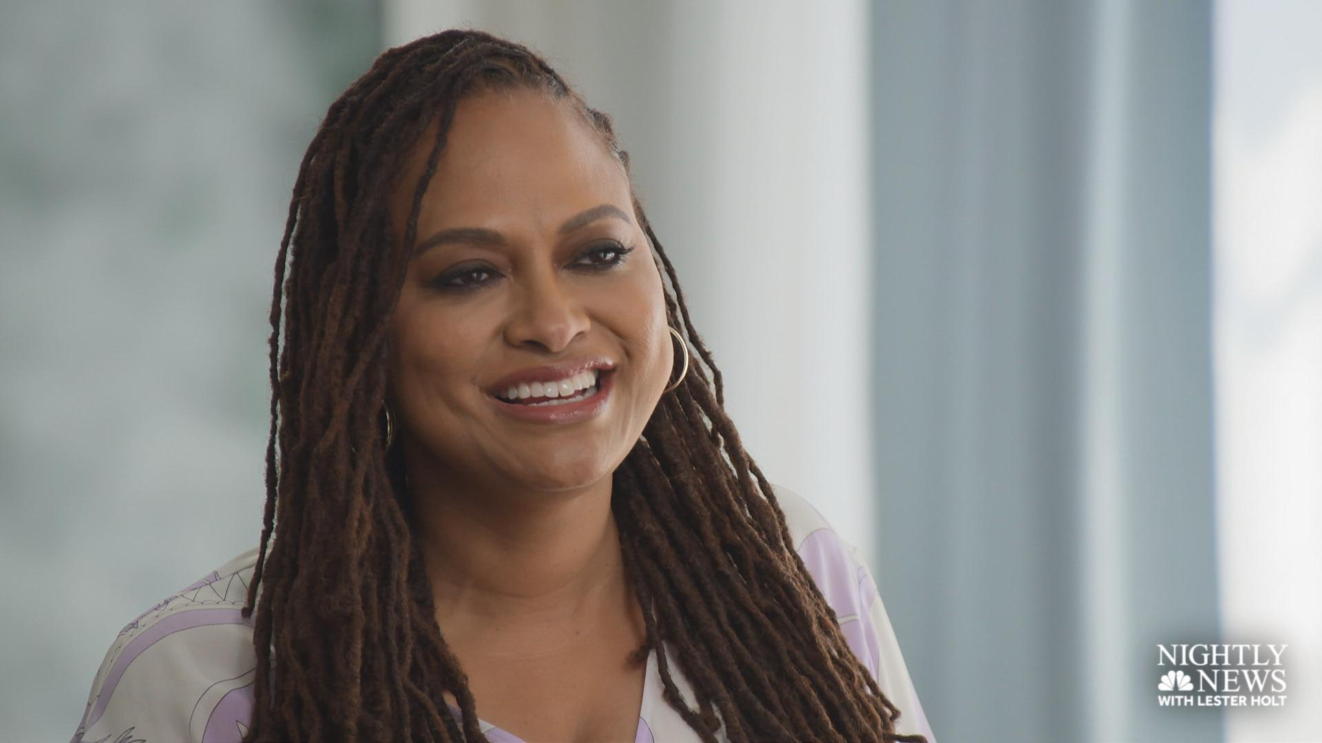 Ava DuVernay says her Netflix series is 'the biggest thing I've ever done'