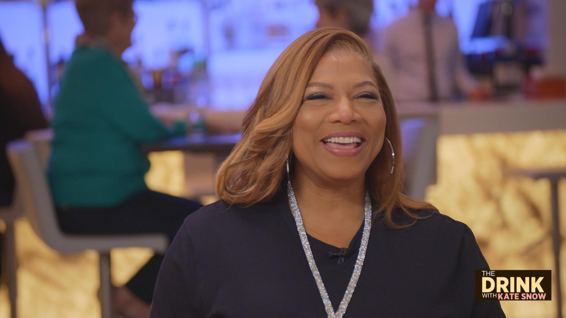 Queen Latifah talks early career success and giving back to the next generation (Part 1)