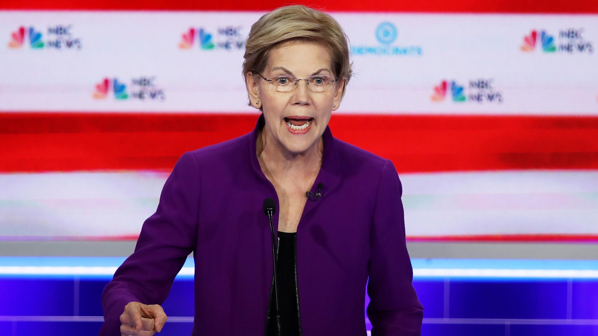 Warren on gun violence: We need to treat it like a 'virus'