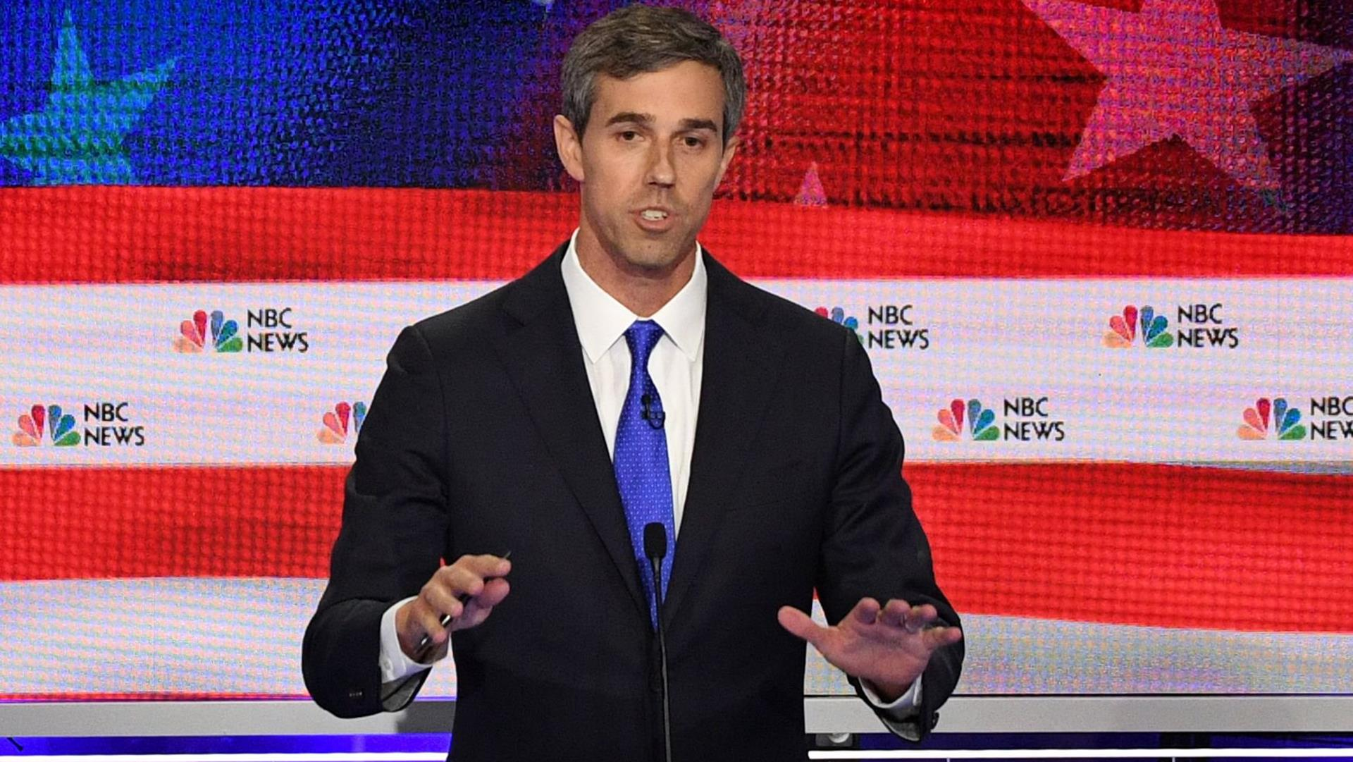 Beto O'Rourke: Young people are taking charge on gun control