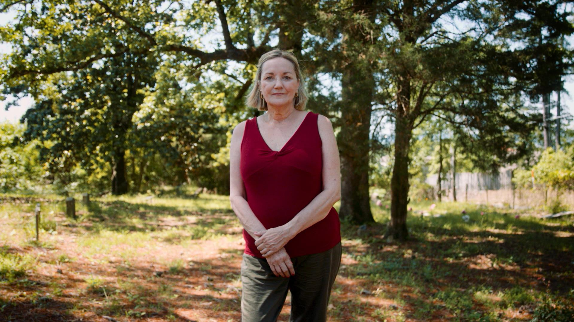 Meet the 'cemetery angel': Ruth Coker Burks provided end-of-life care to over 1000 AIDS patients
