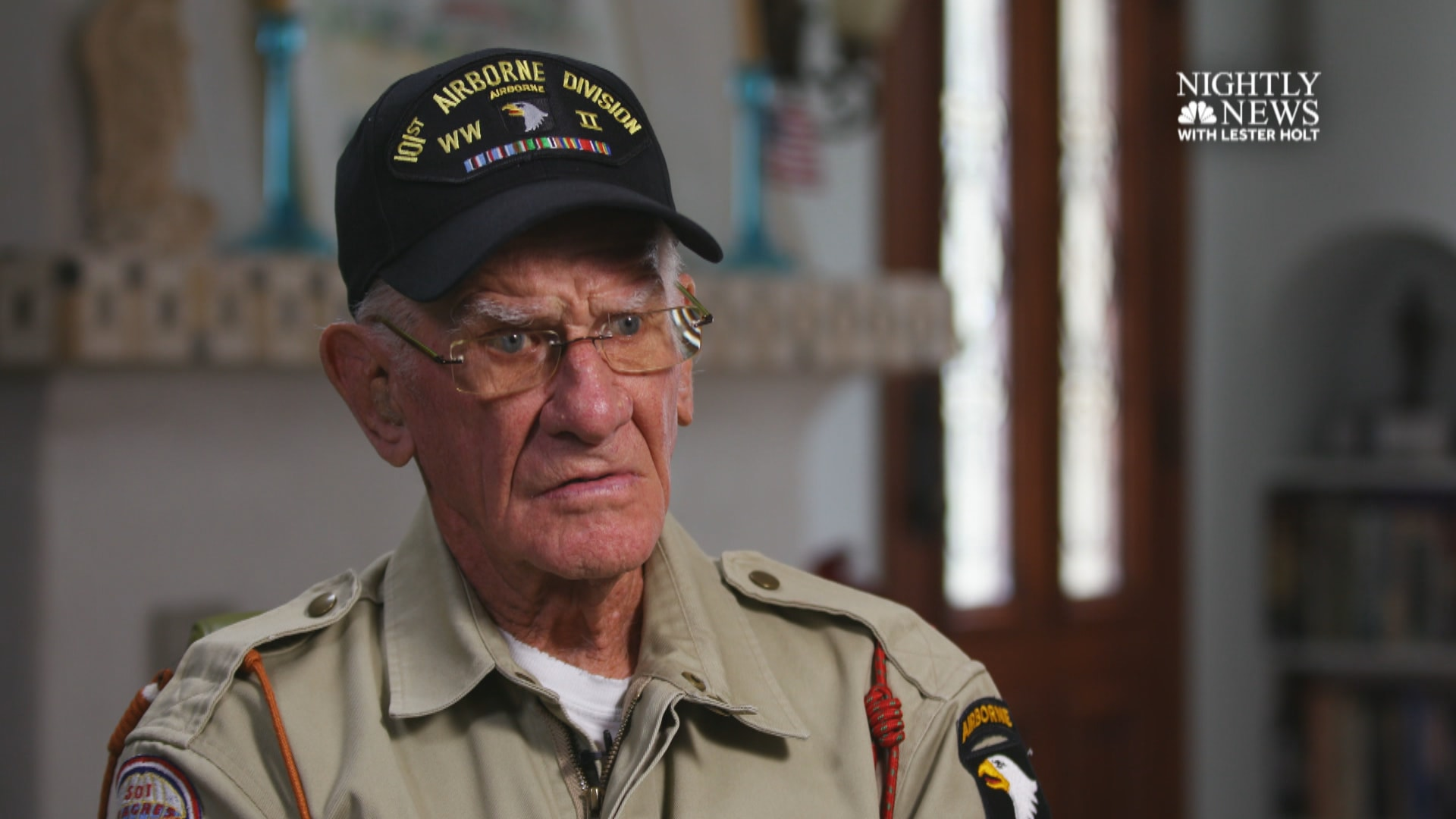 D-Day Veterans: Tom Rice