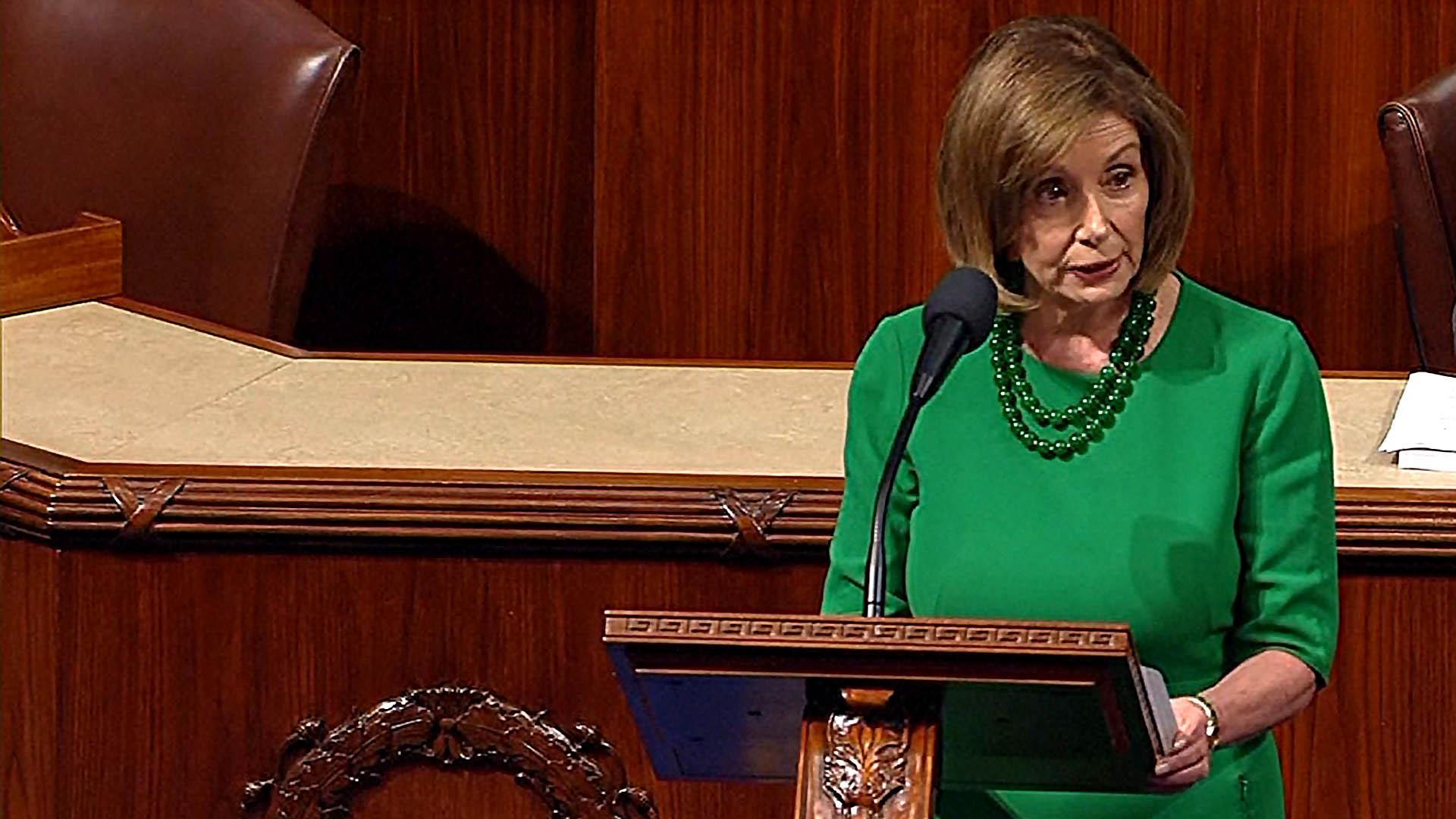 House passes border funding bill to address humanitarian crisis