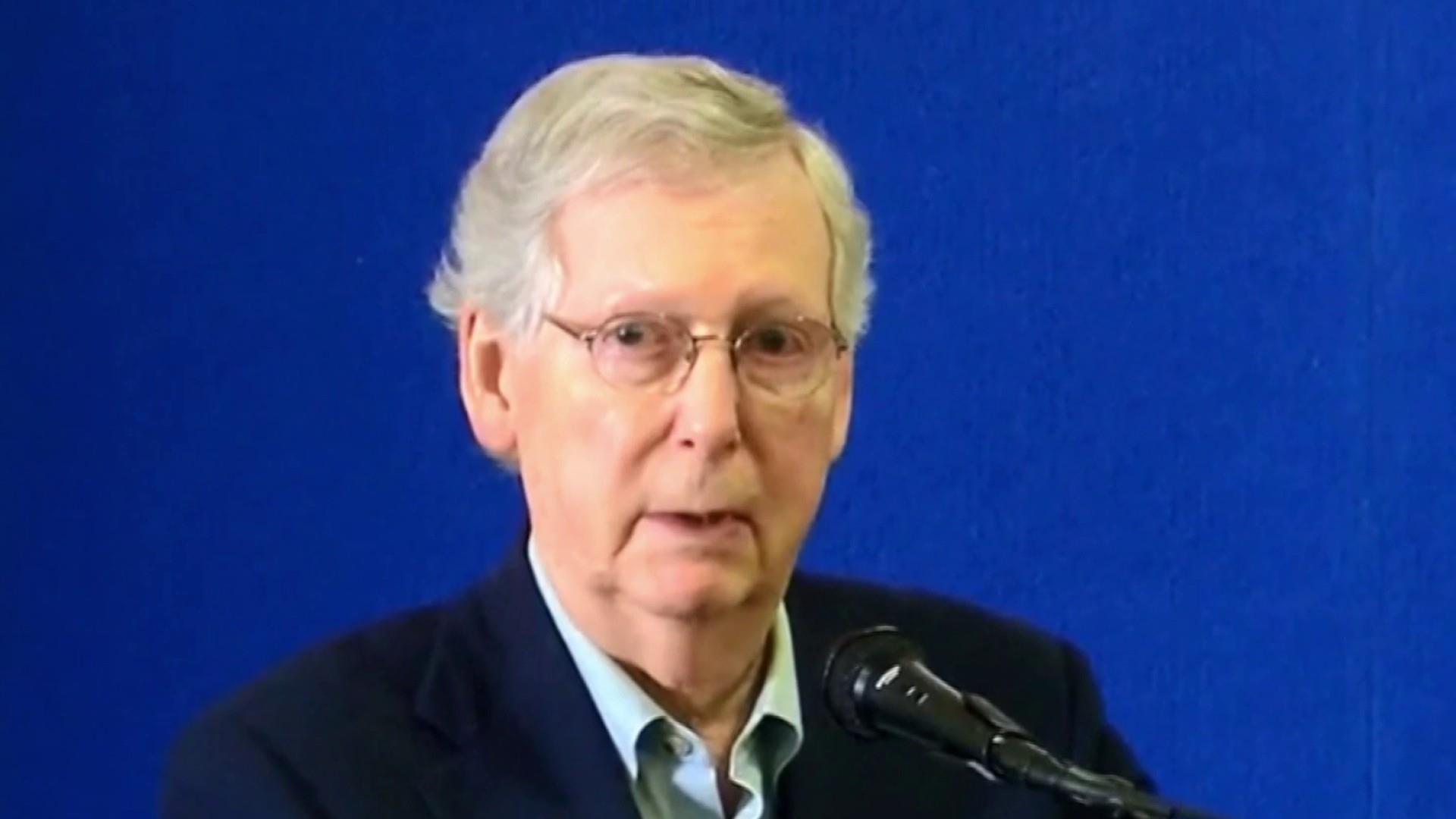 'The Grim Reaper': Why McConnell is Trump's collusion enabler
